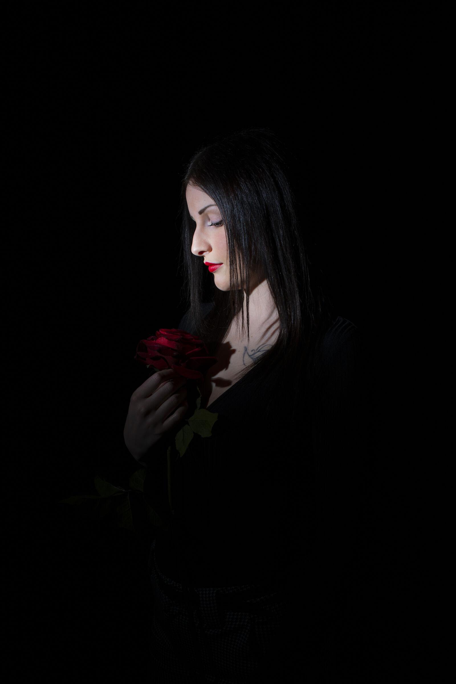 Beauty in the dark...