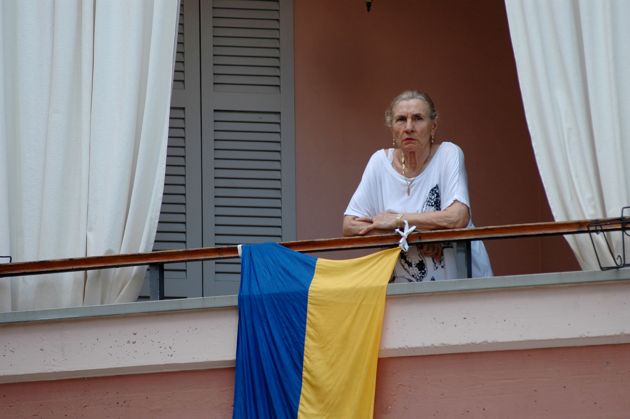 The lady of the window at the top. Varzi...