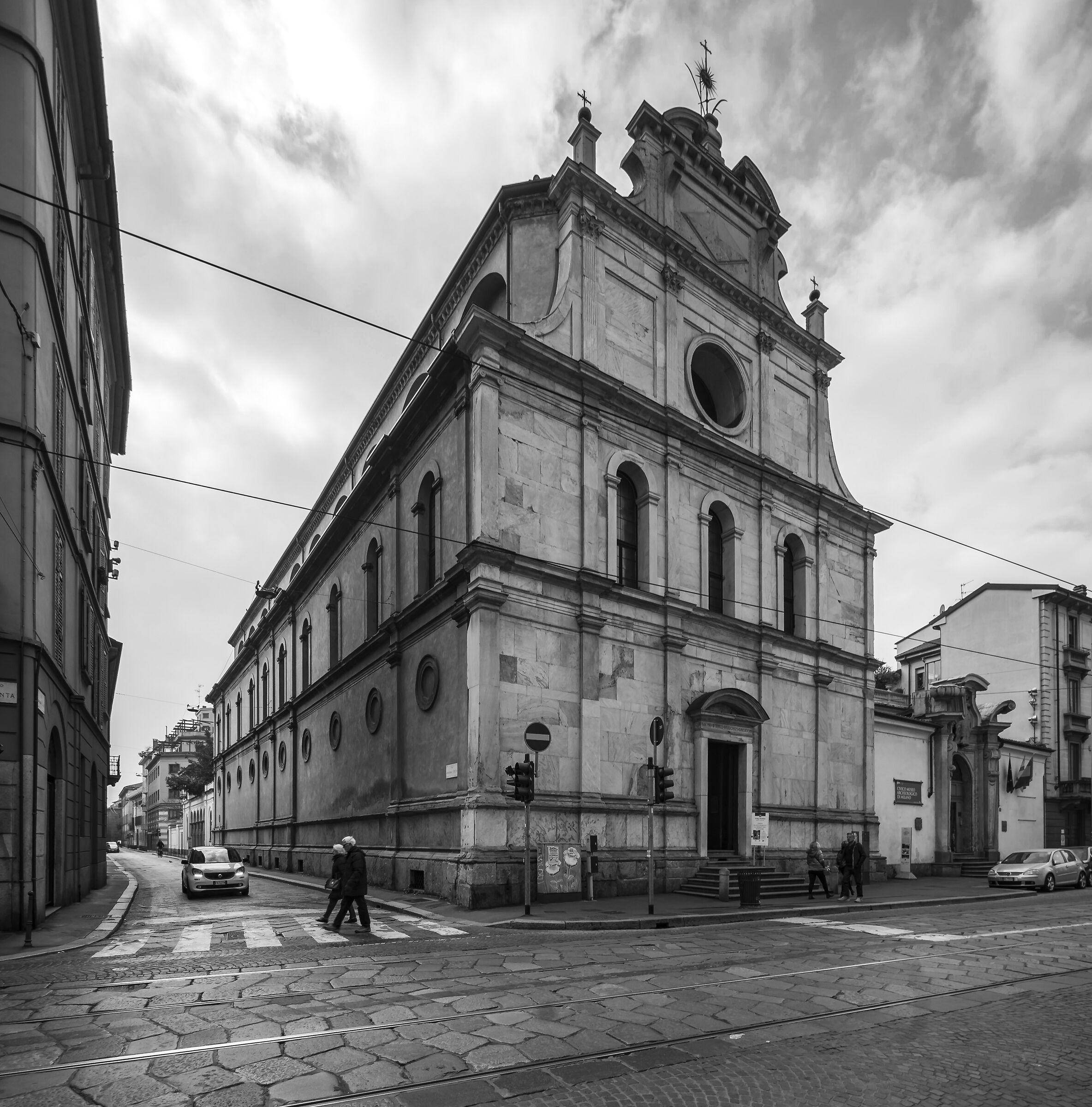 Chiesa di San Maurizio al Monastero Maggiore - 2...