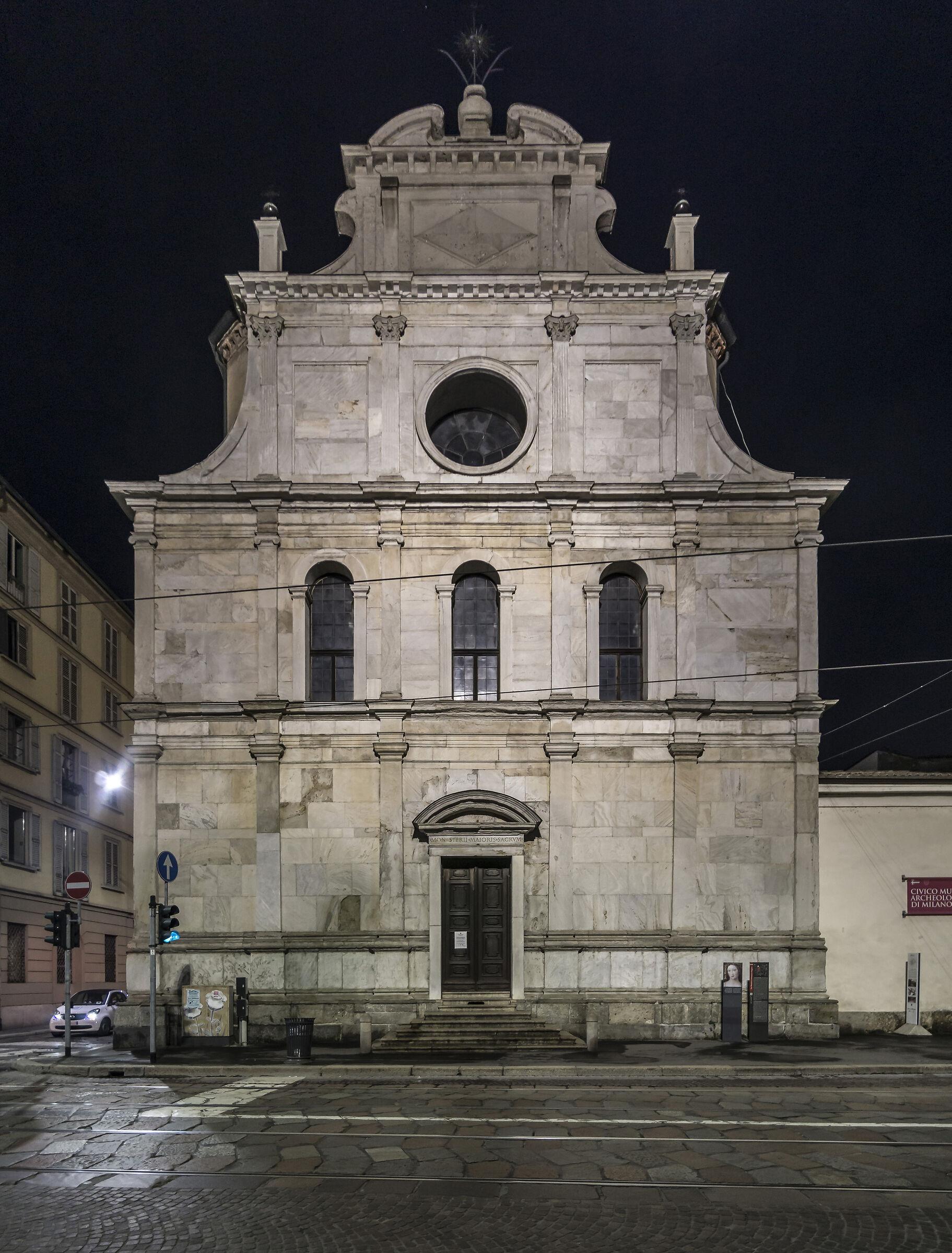 chiesa di San Maurizio al Monastero Maggiore - 3...