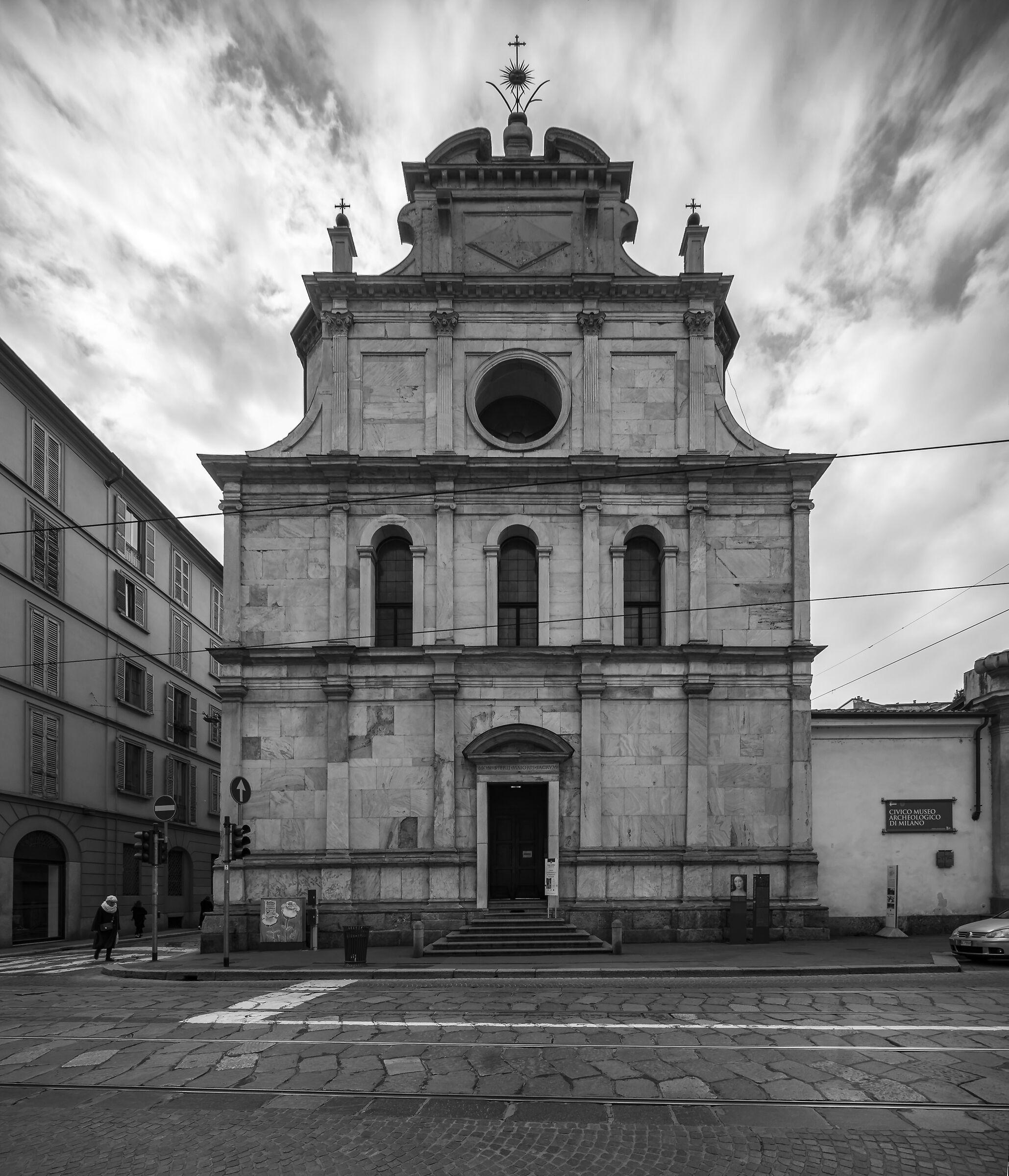 Chiesa di San Maurizio al Monastero Maggiore - 4...