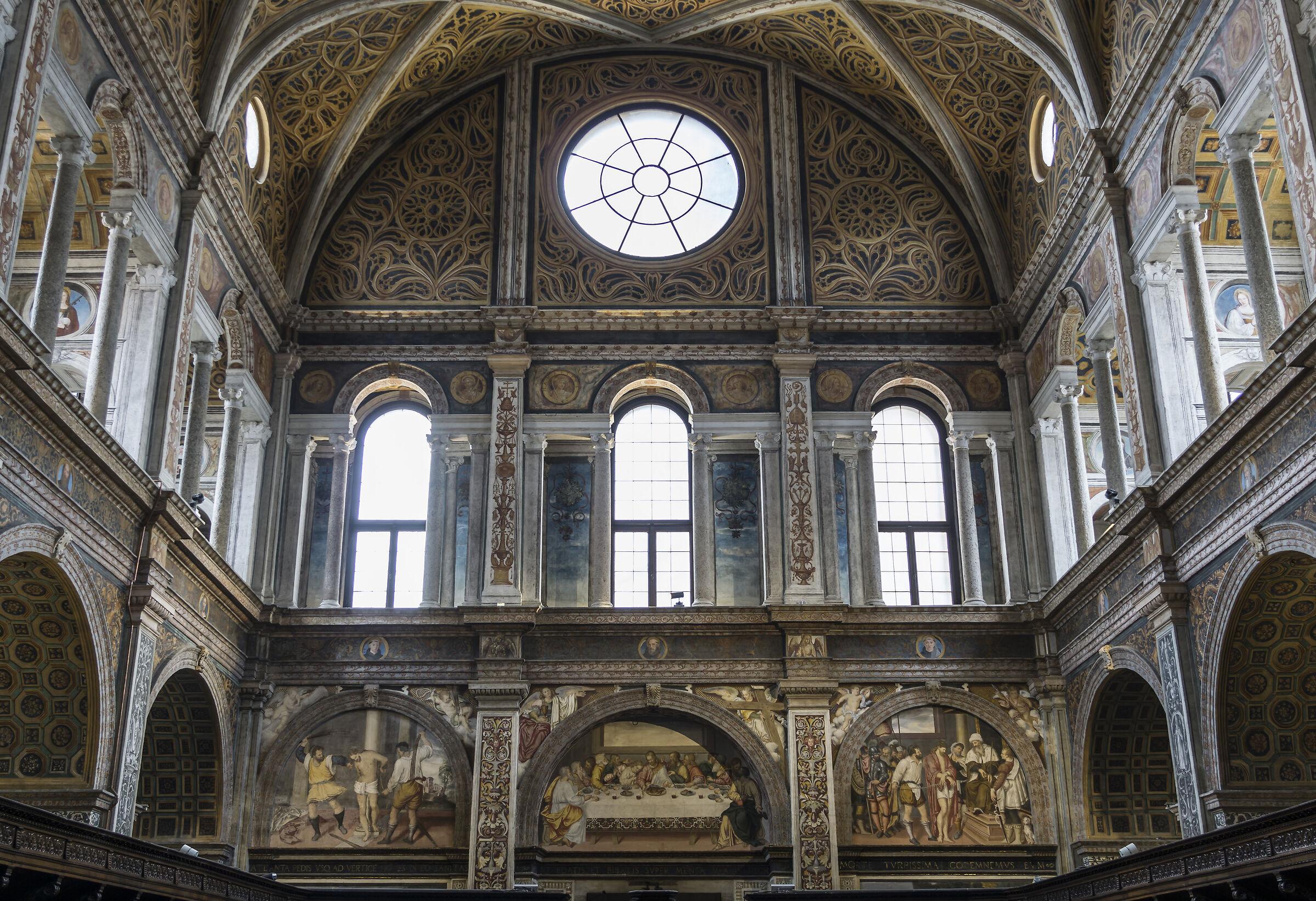 Coro delle Monache presso San Maurizio - 2...