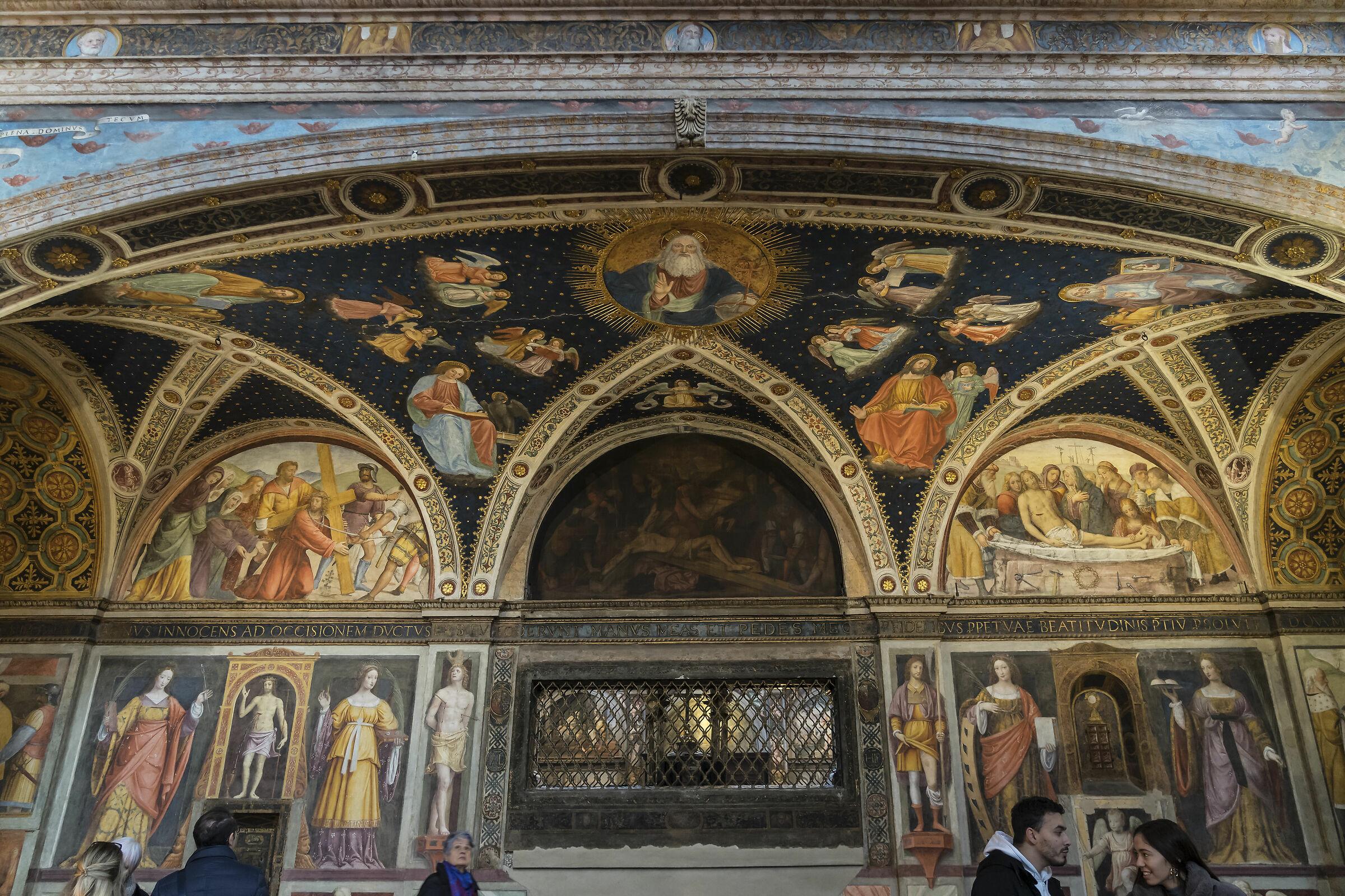 Coro delle Monache presso San Maurizio - 4...