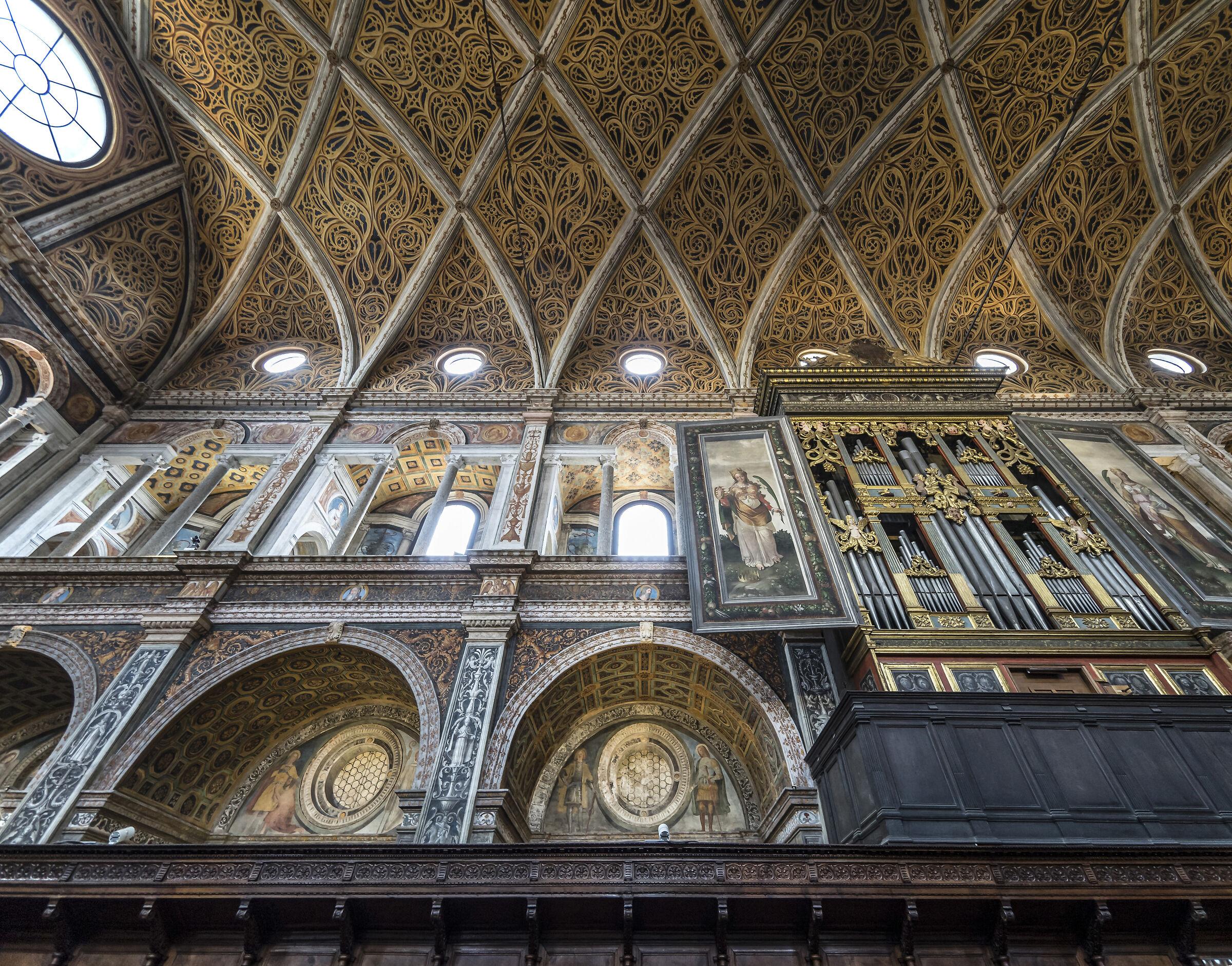 Coro delle Monache presso San Maurizio - 6...