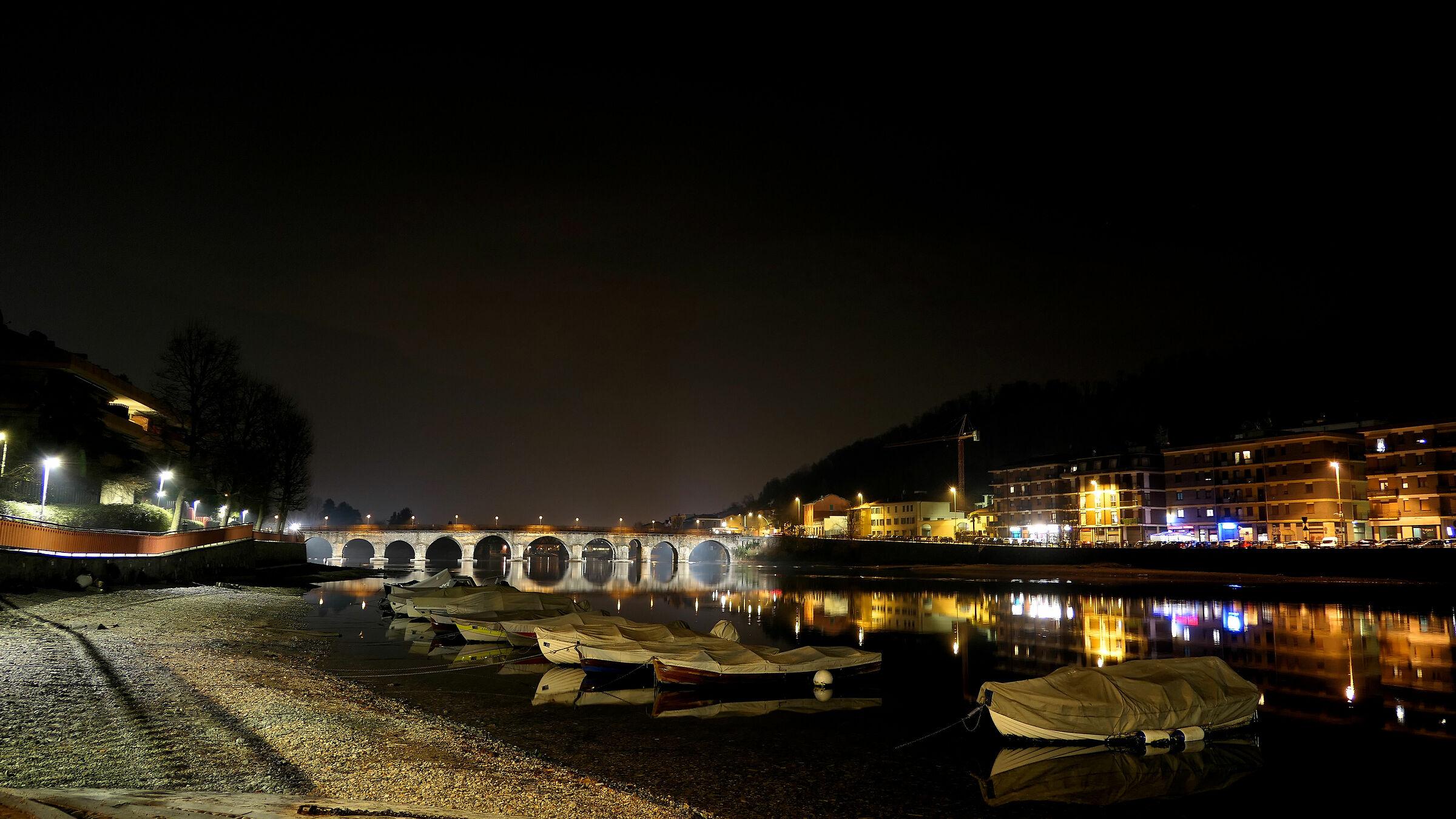 Lecco, ponte vecchio 2...