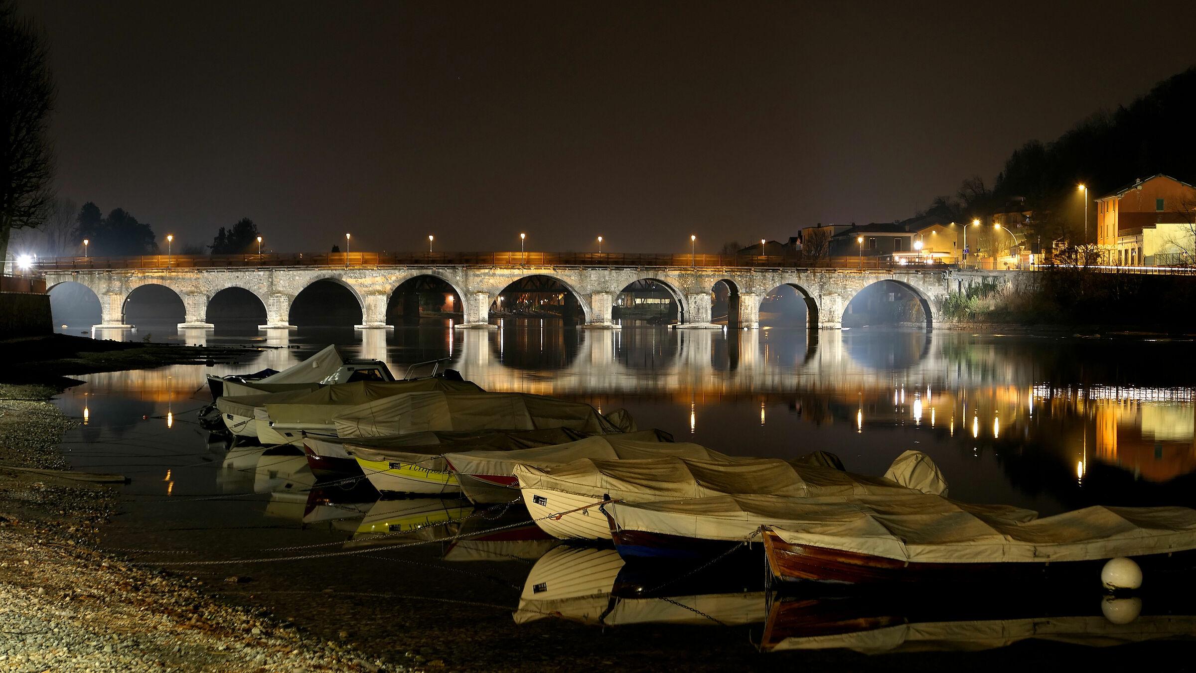 Lecco, ponte vecchio 3...