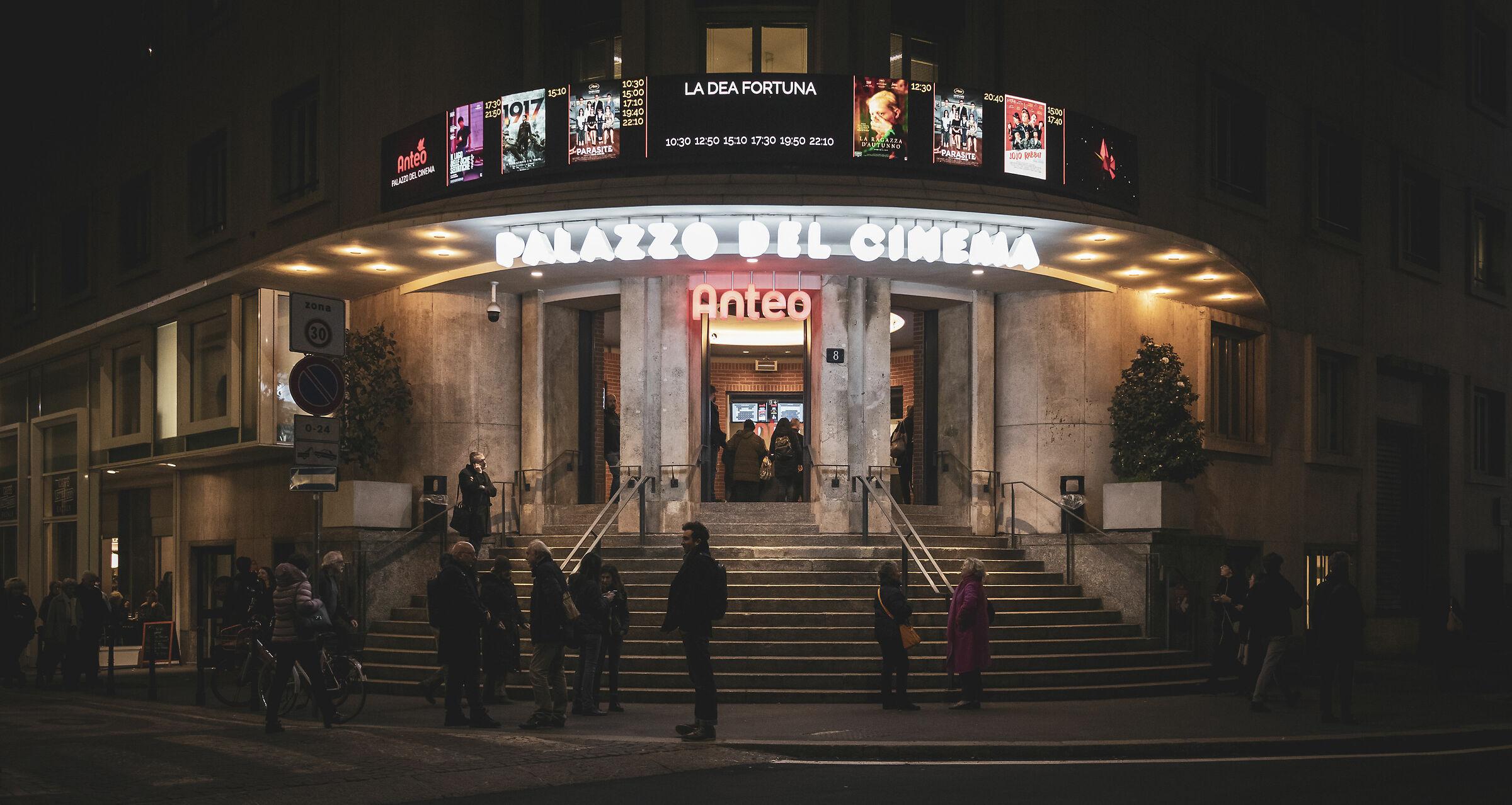 Palazzo del Cinema...