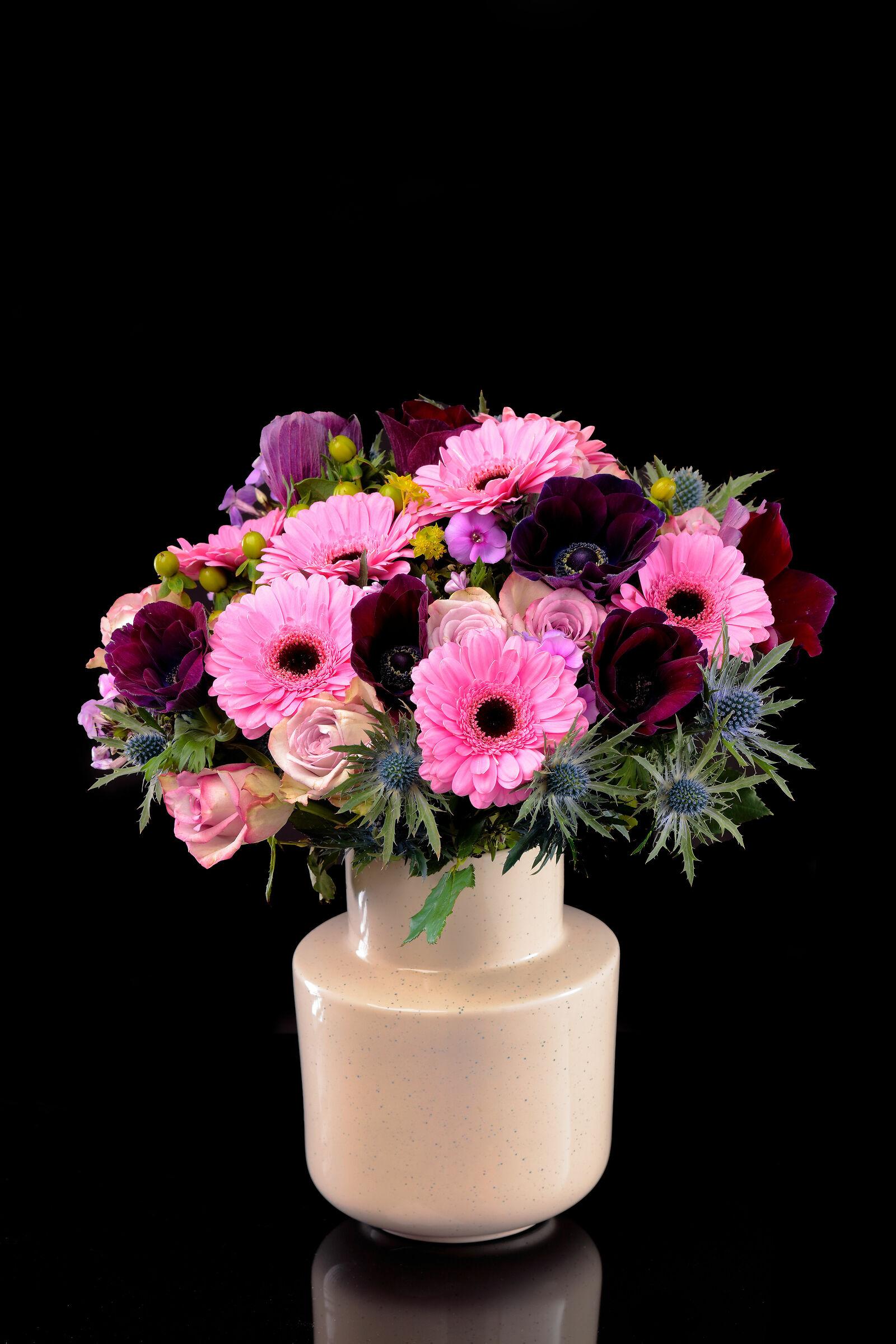 Composizione floreale danese 2...