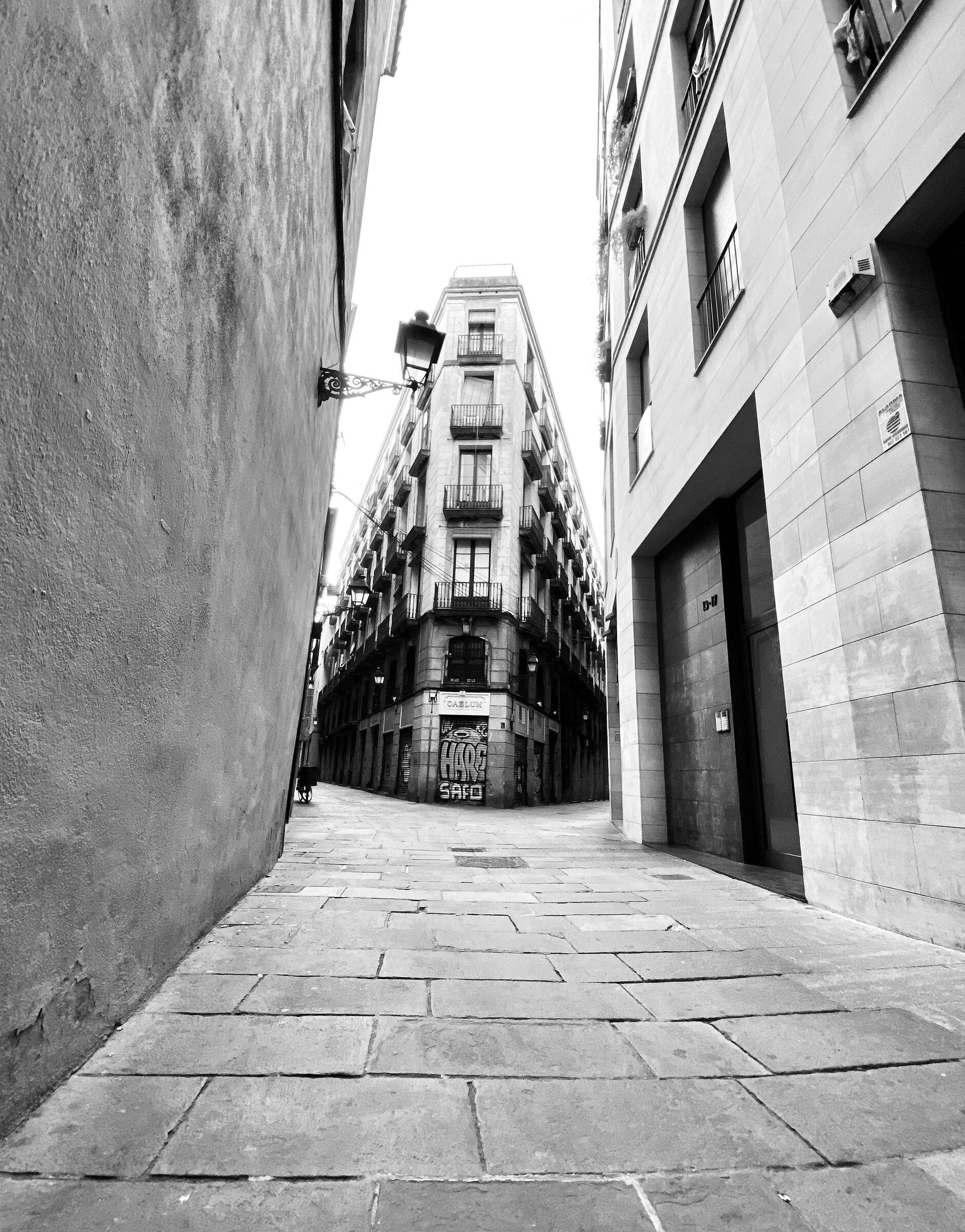 Barcellona prospettive...