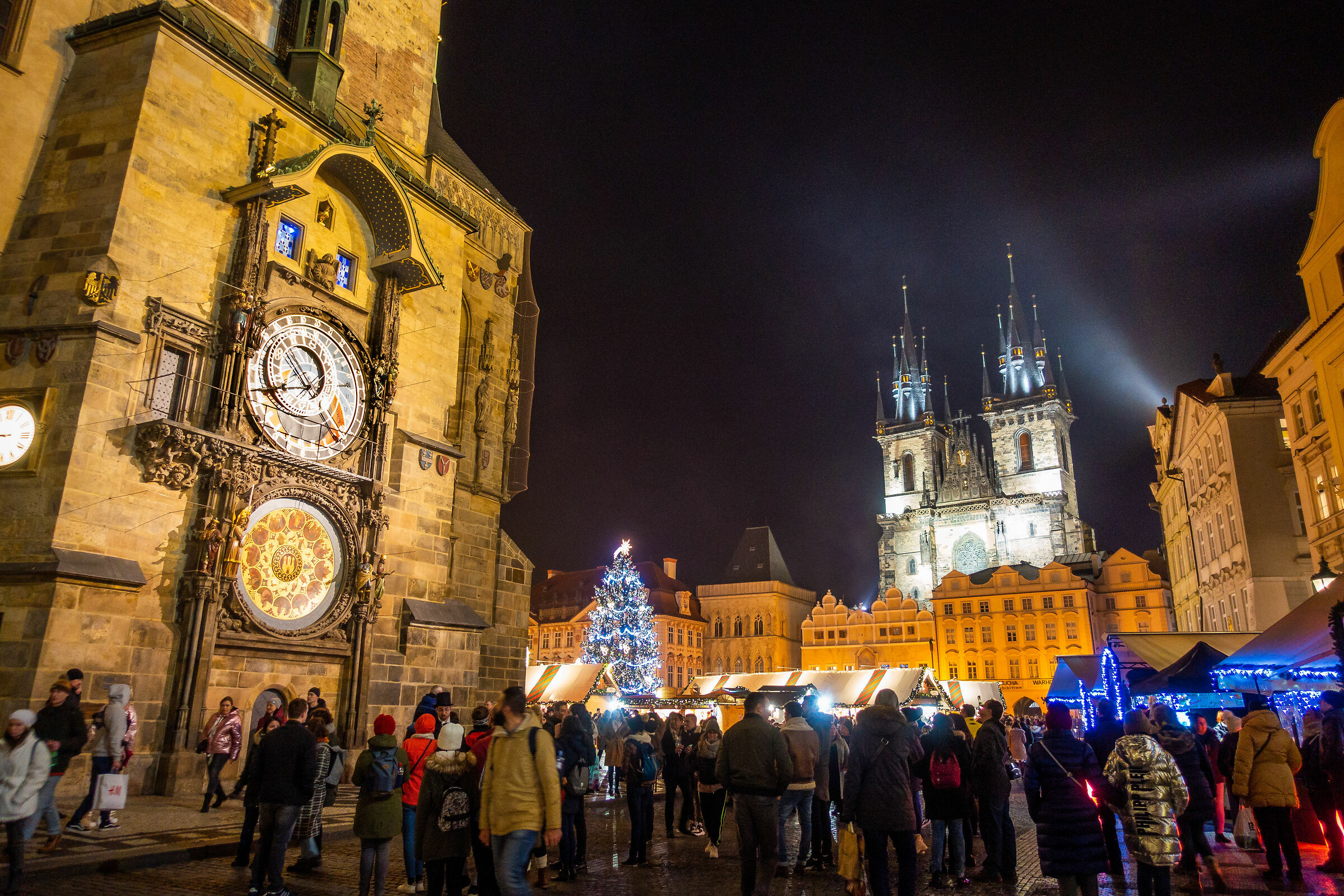 Prague Astronomical Clock...