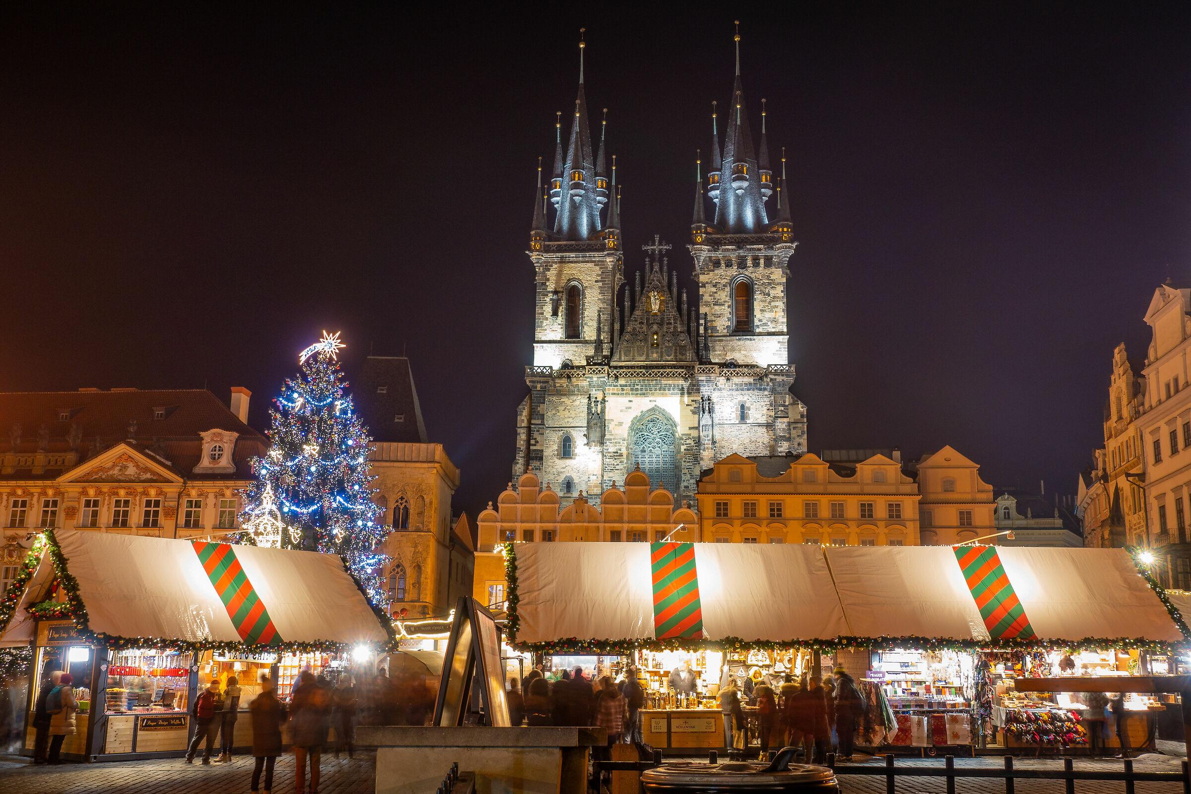 Prague Church of St. Mary of Ton...