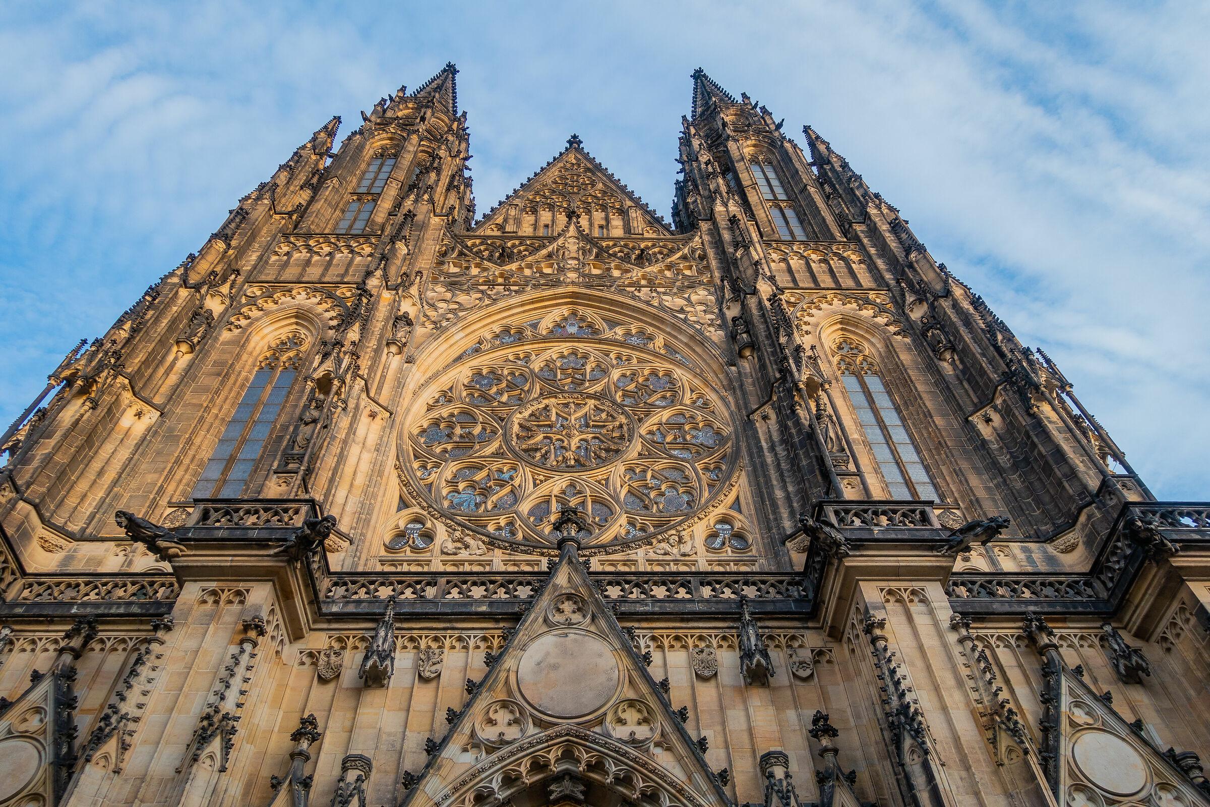 Prague Castle...