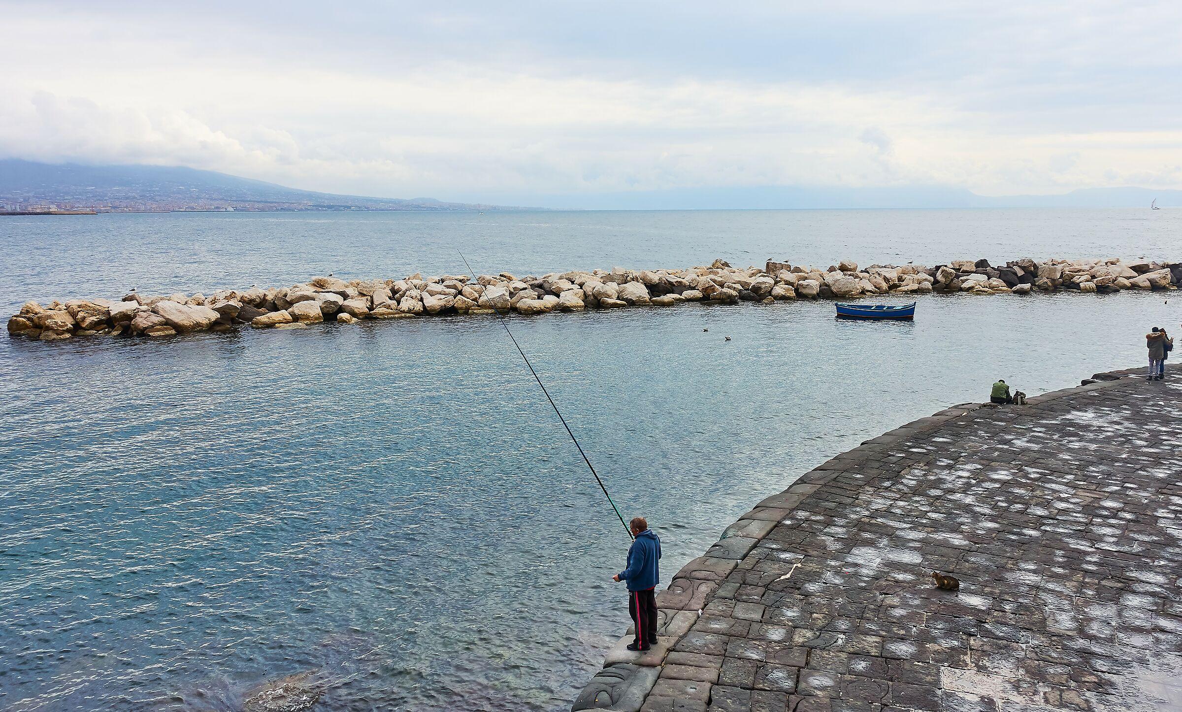 Napoli: in attesa..e sperando....