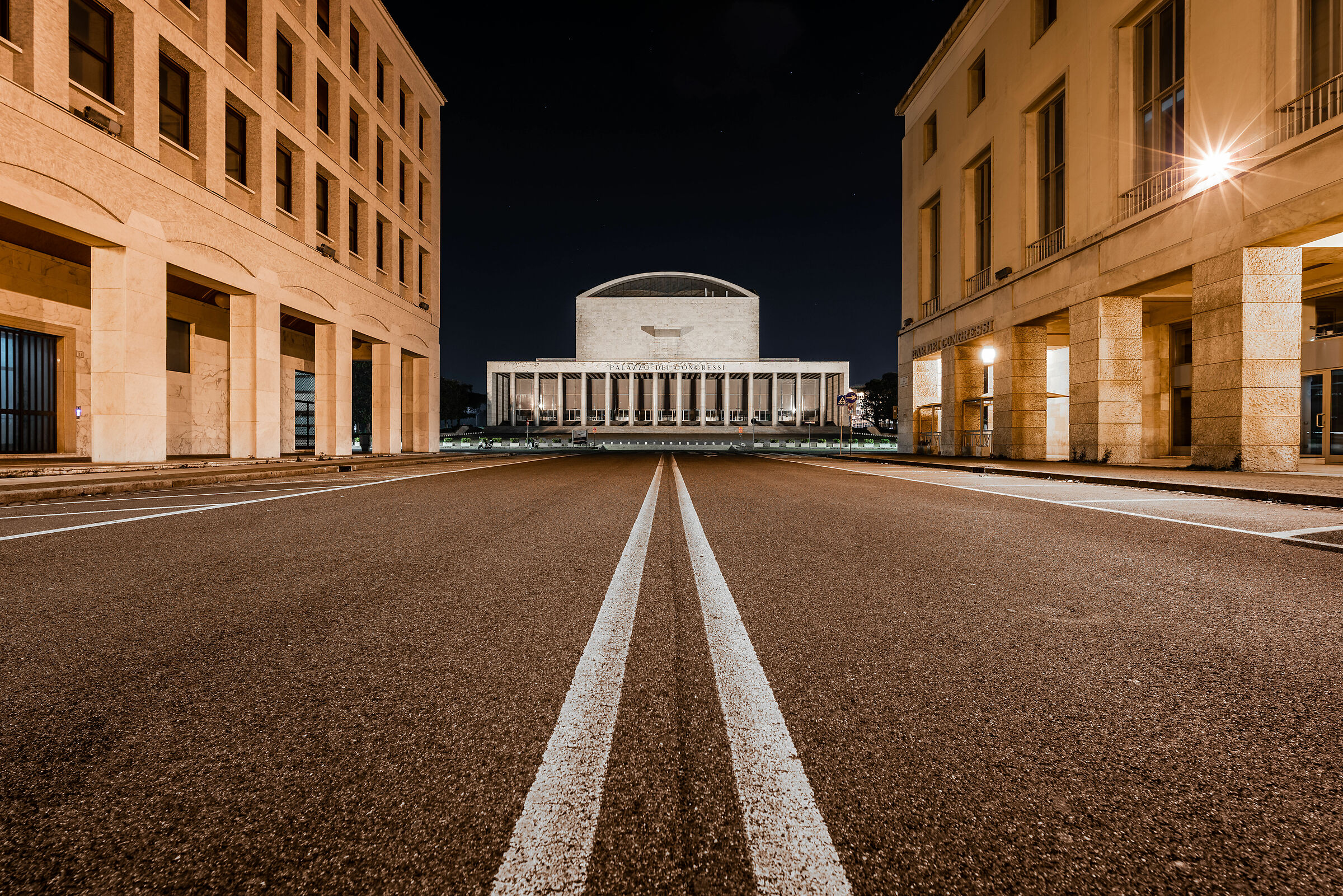 Night Eur Symmetry...