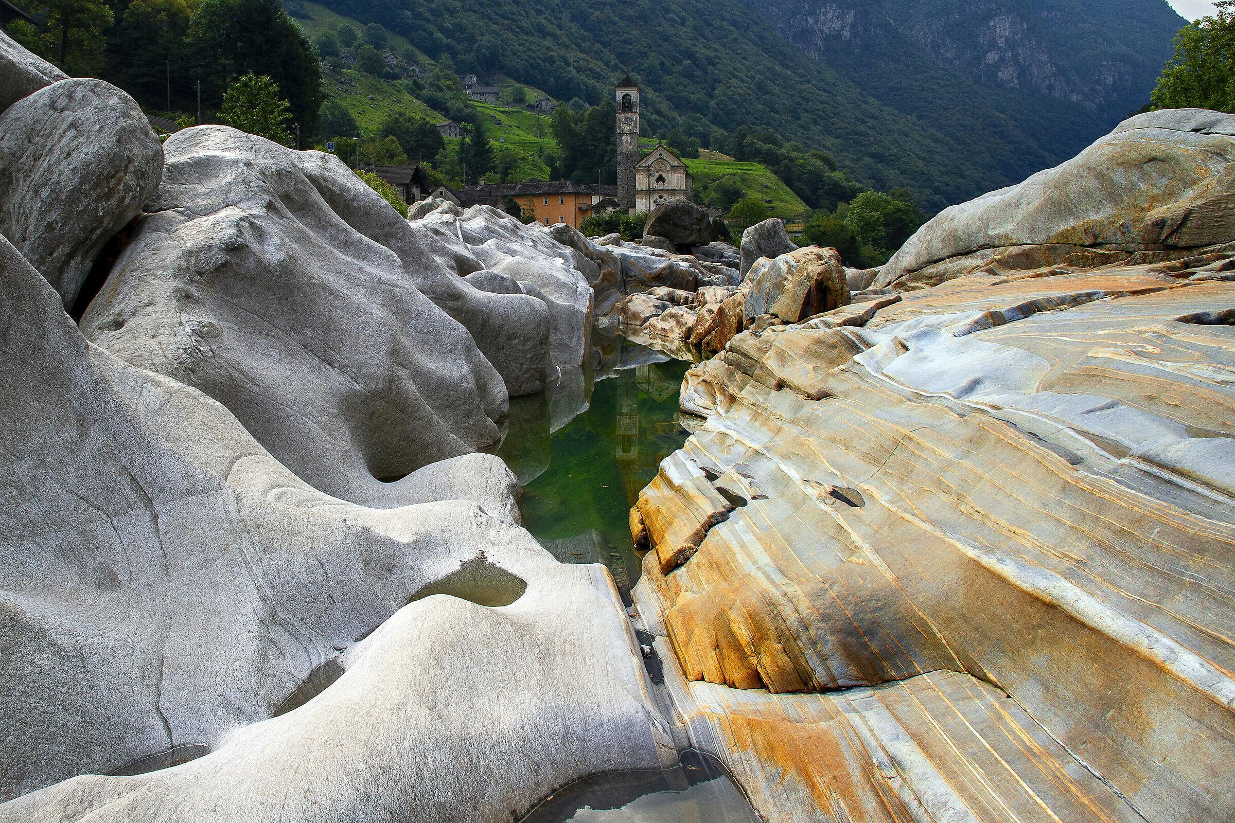 Lavertezzo - Canton Ticino...