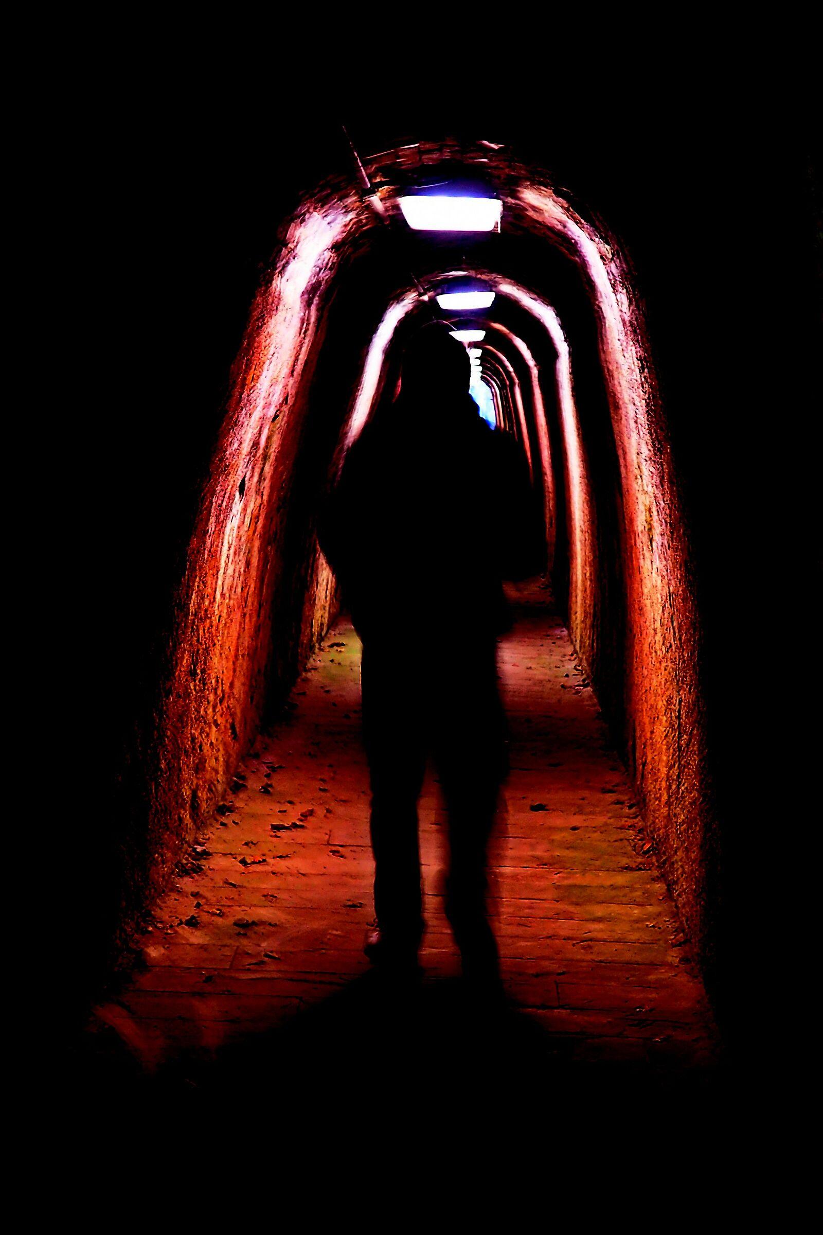 Il tunnel...