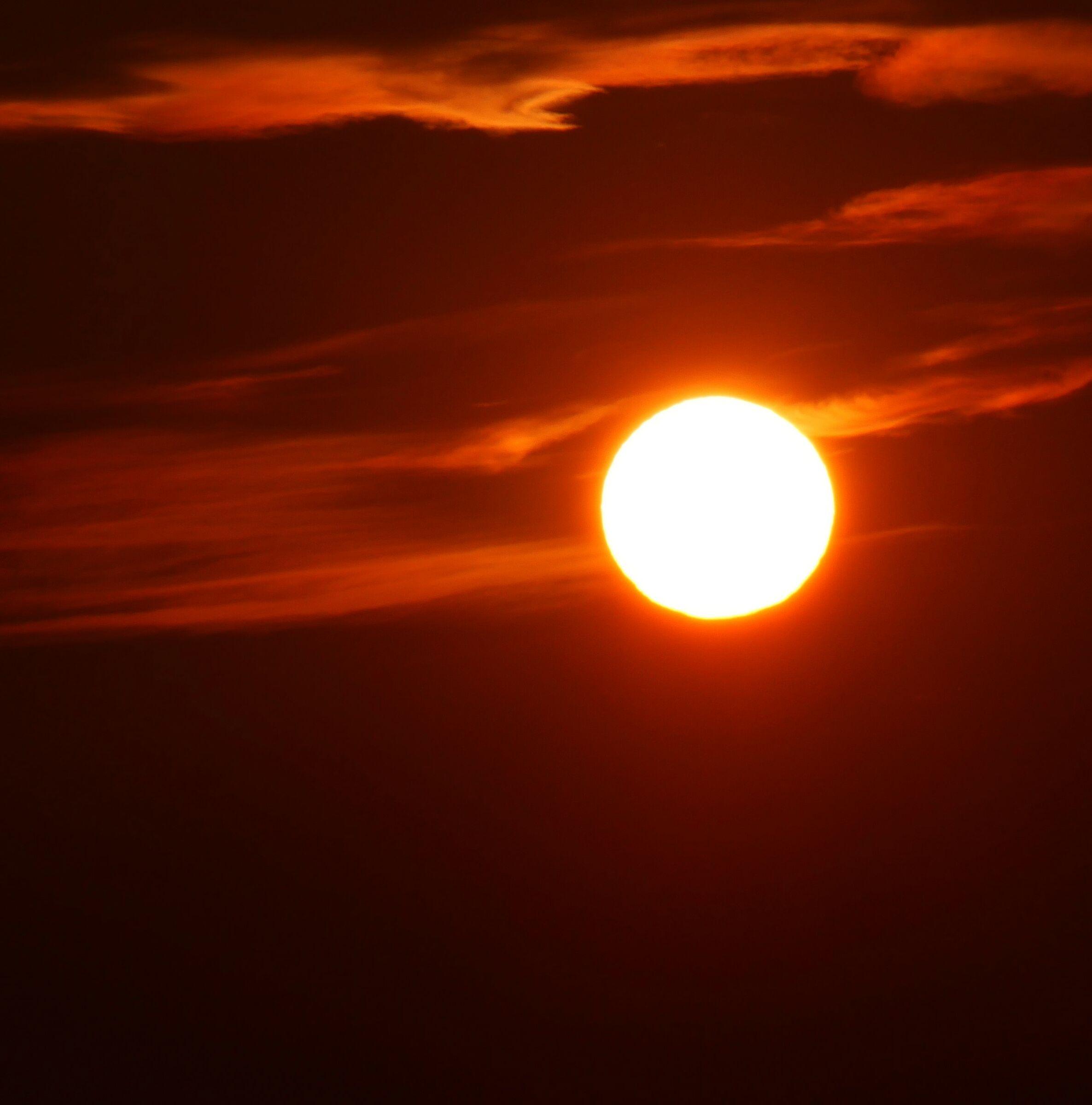 Sunset 23/02/2020...