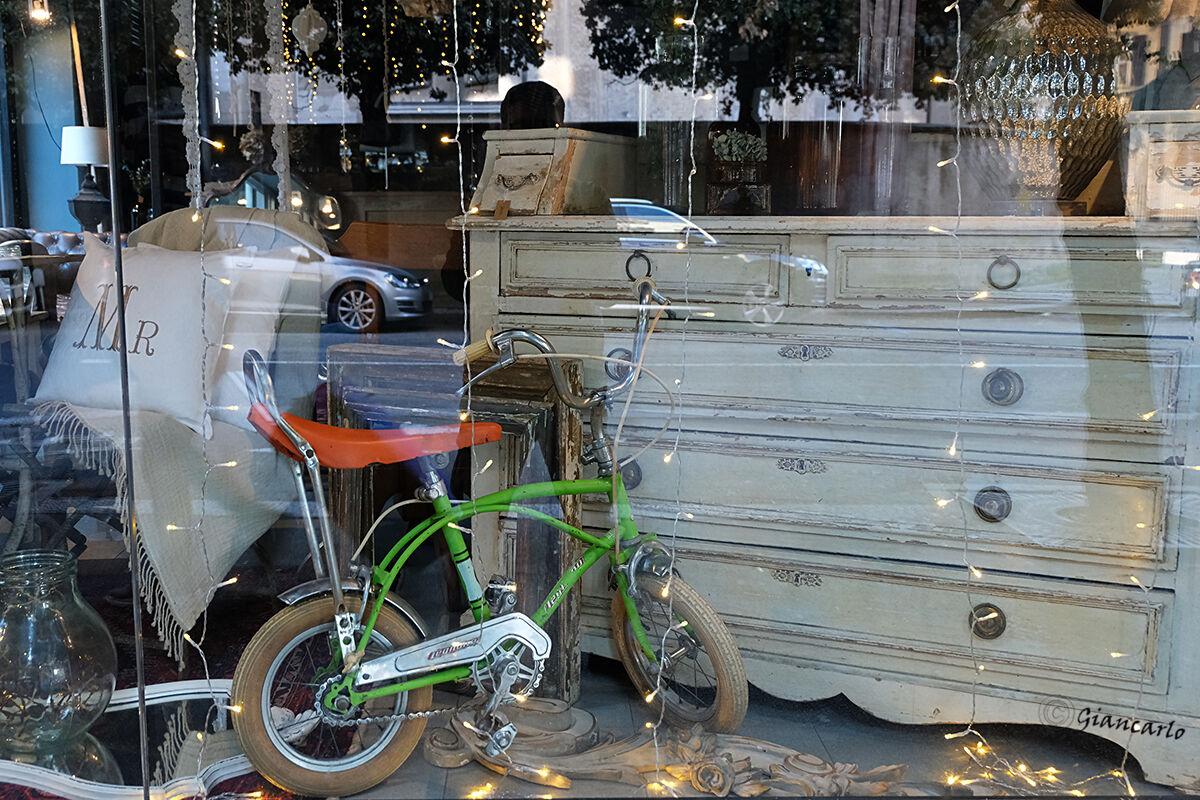 mythical cross bike...