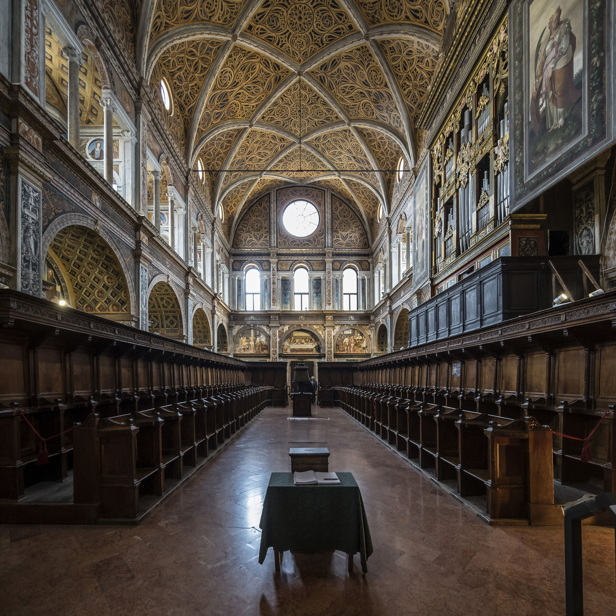 Coro delle Monache presso San Maurizio - 1a...