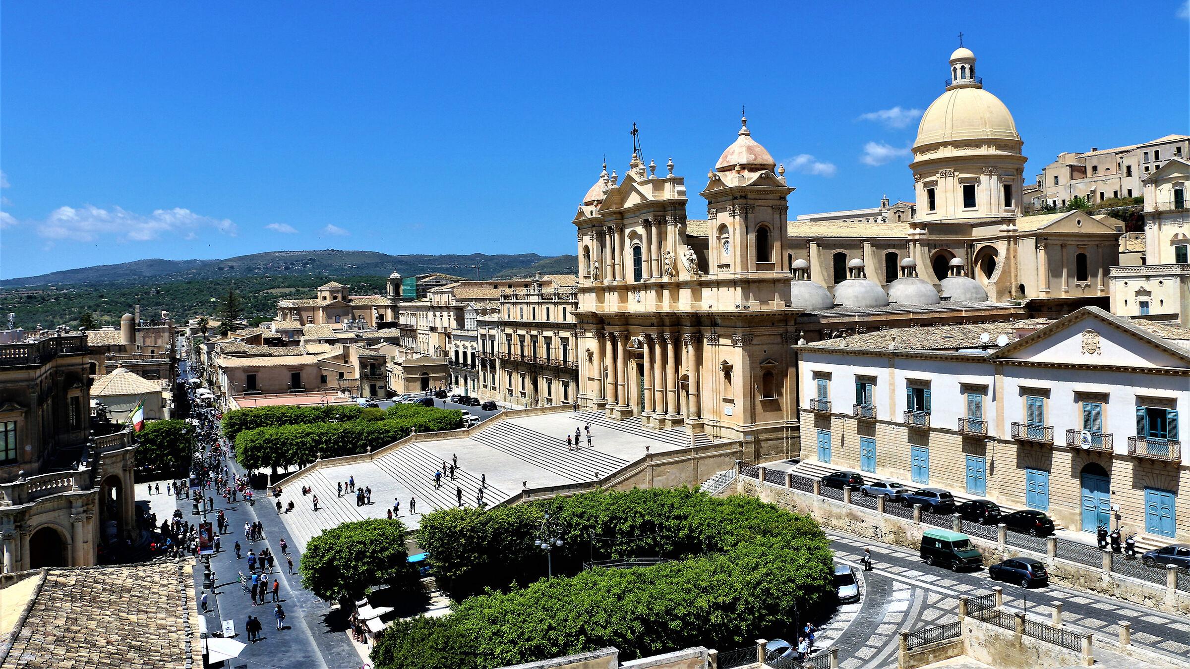 The Sicilian Baroque...