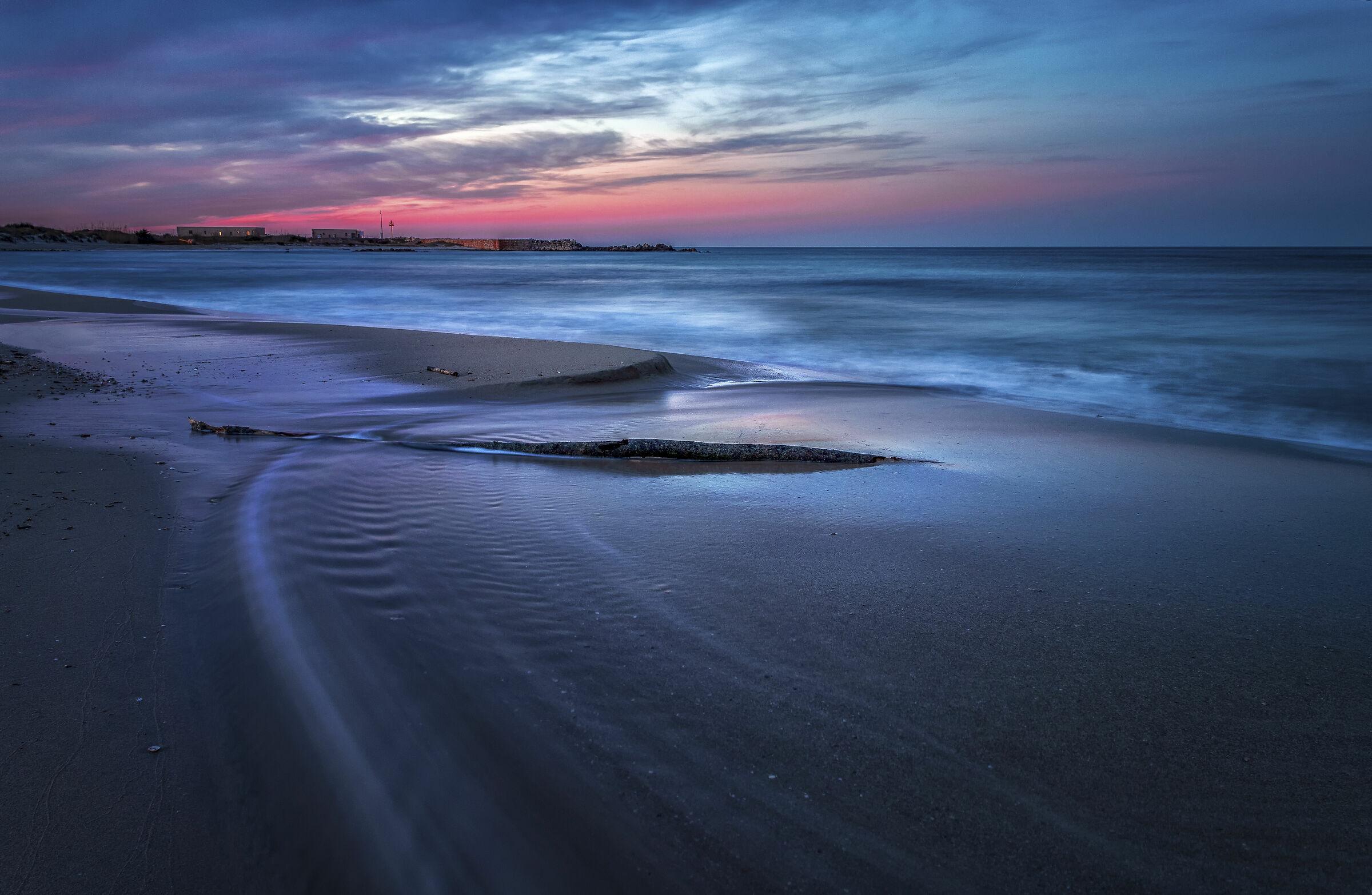 Cold winter Sea...