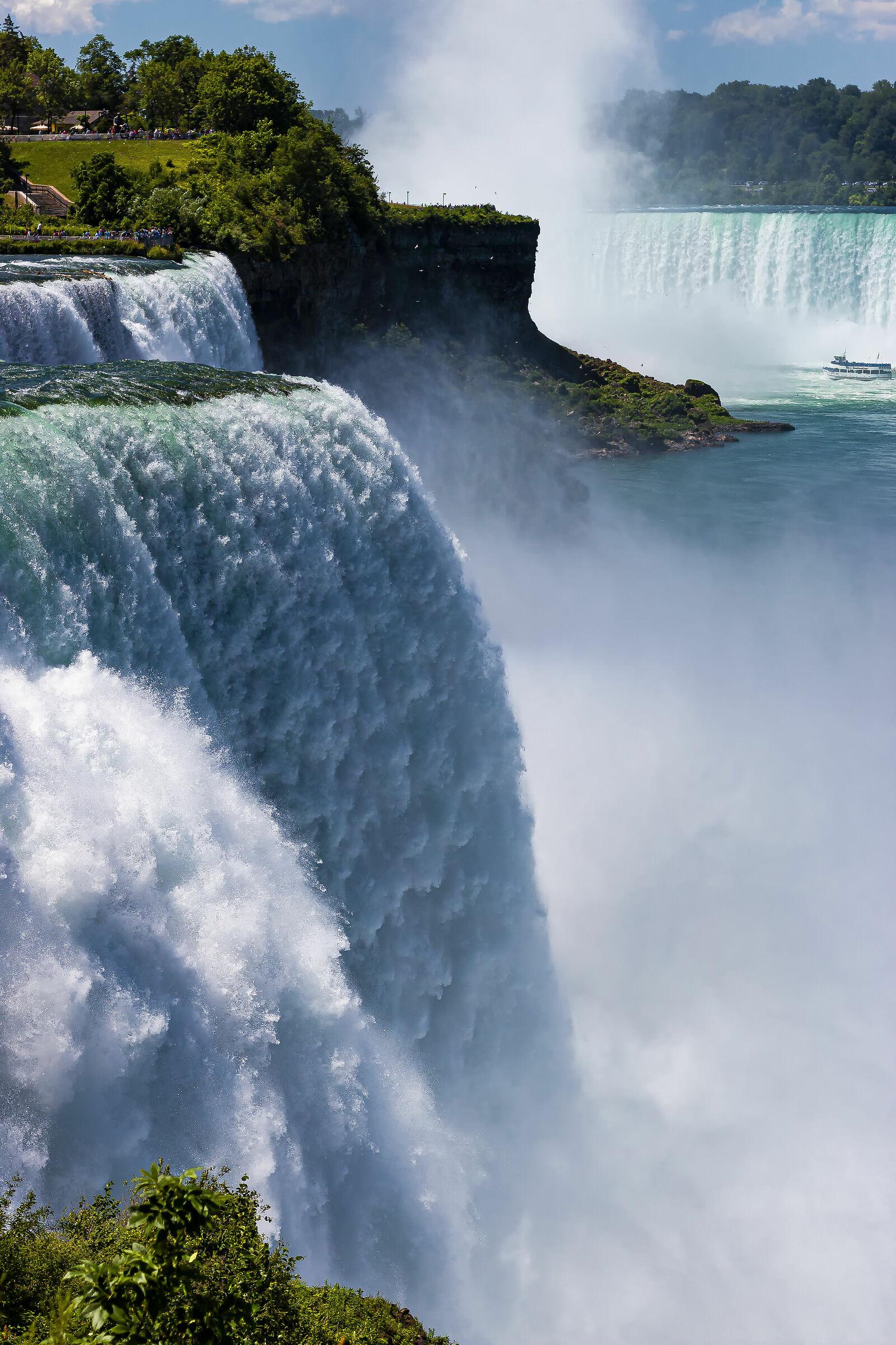 Niagara Falls USA...