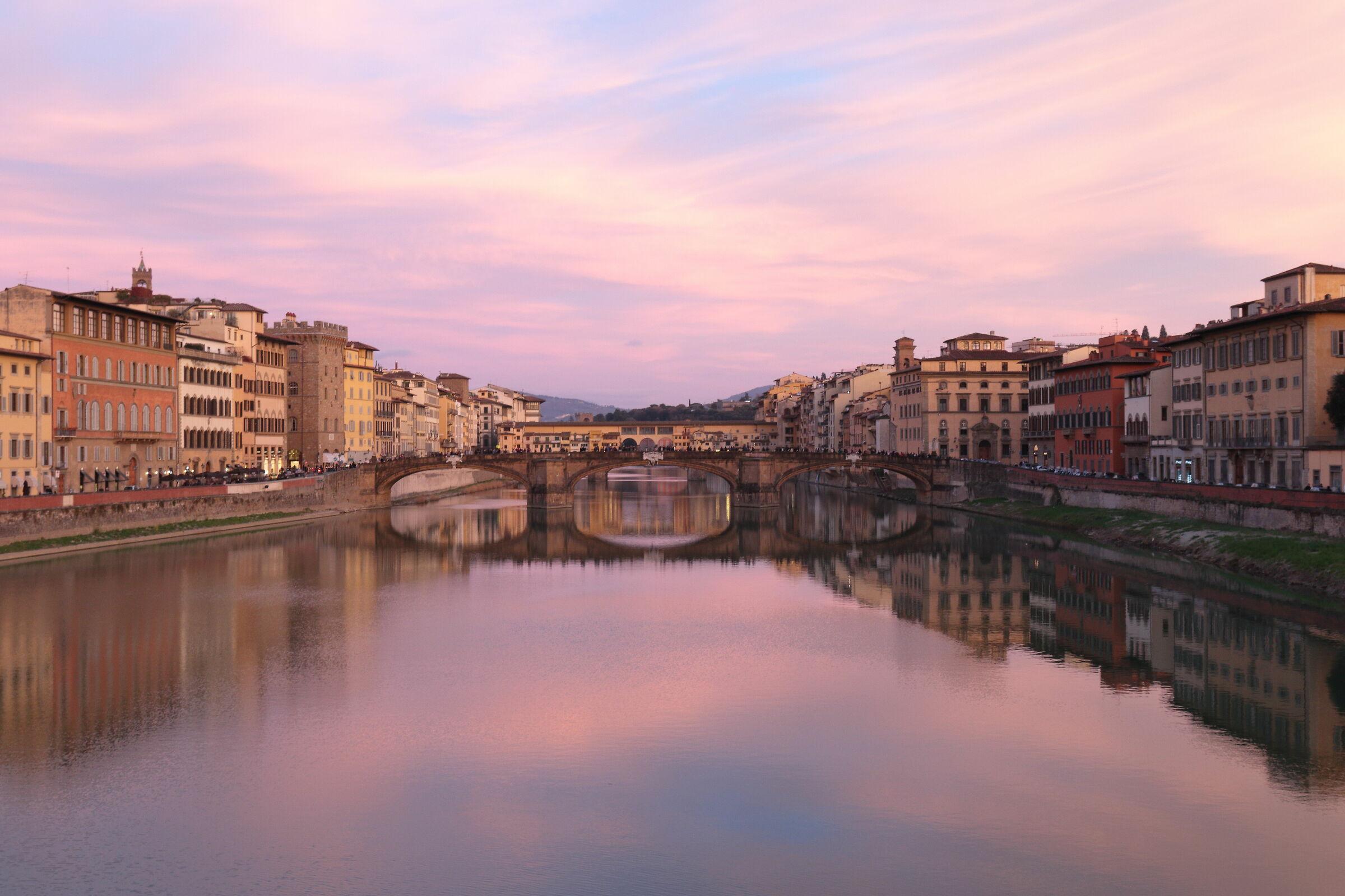 Florence - Ponte Vecchio...