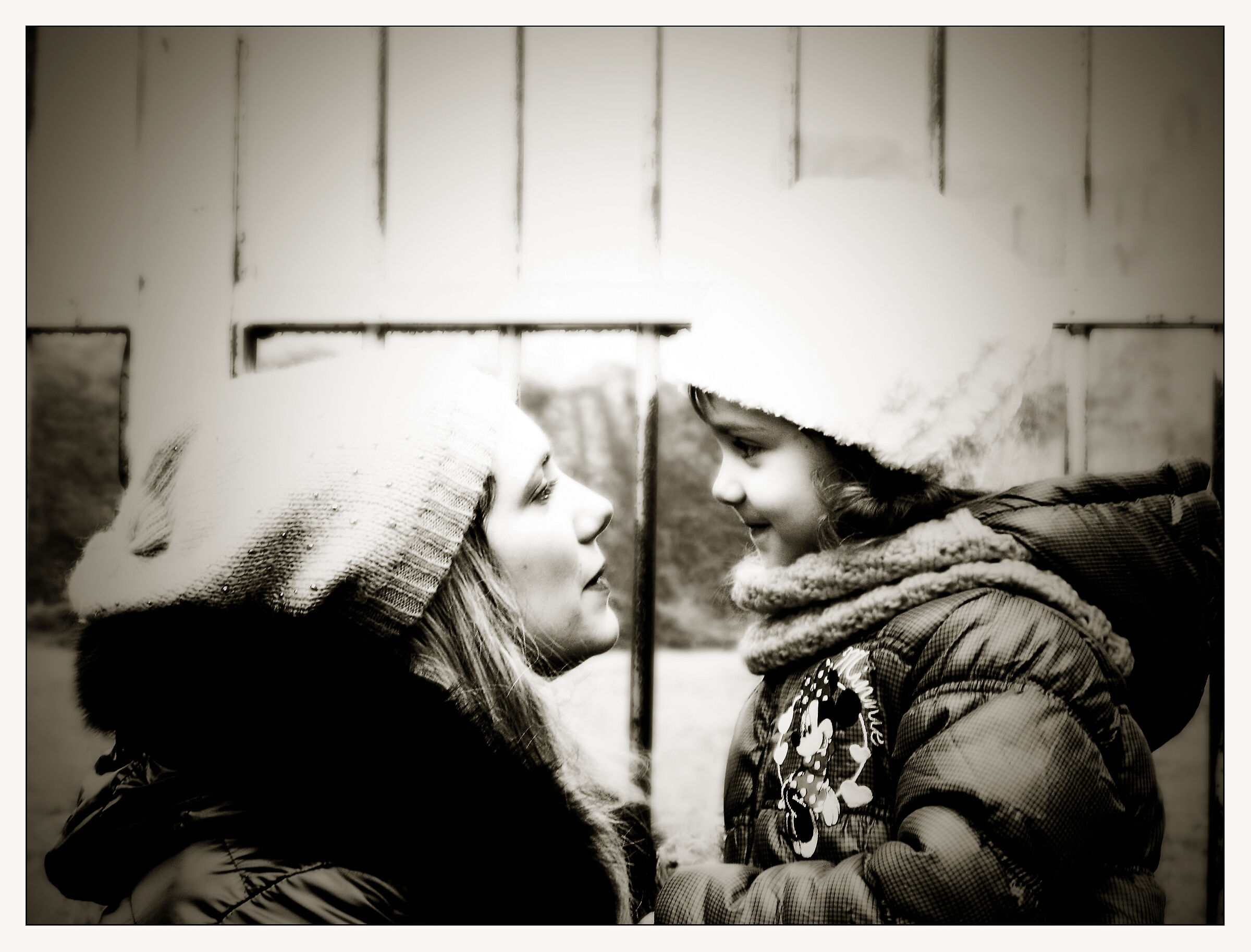 Greta e mamma...