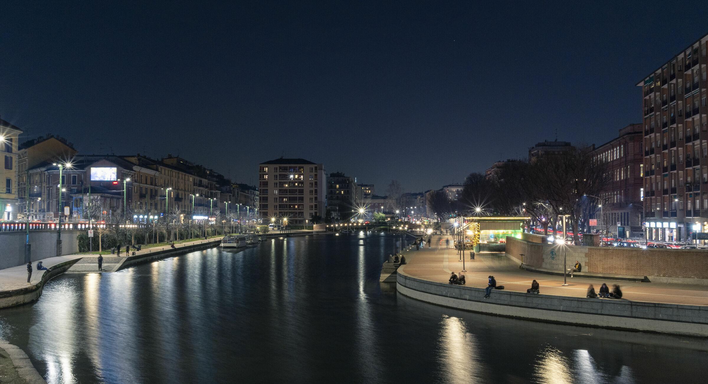 Darsena di Milano...