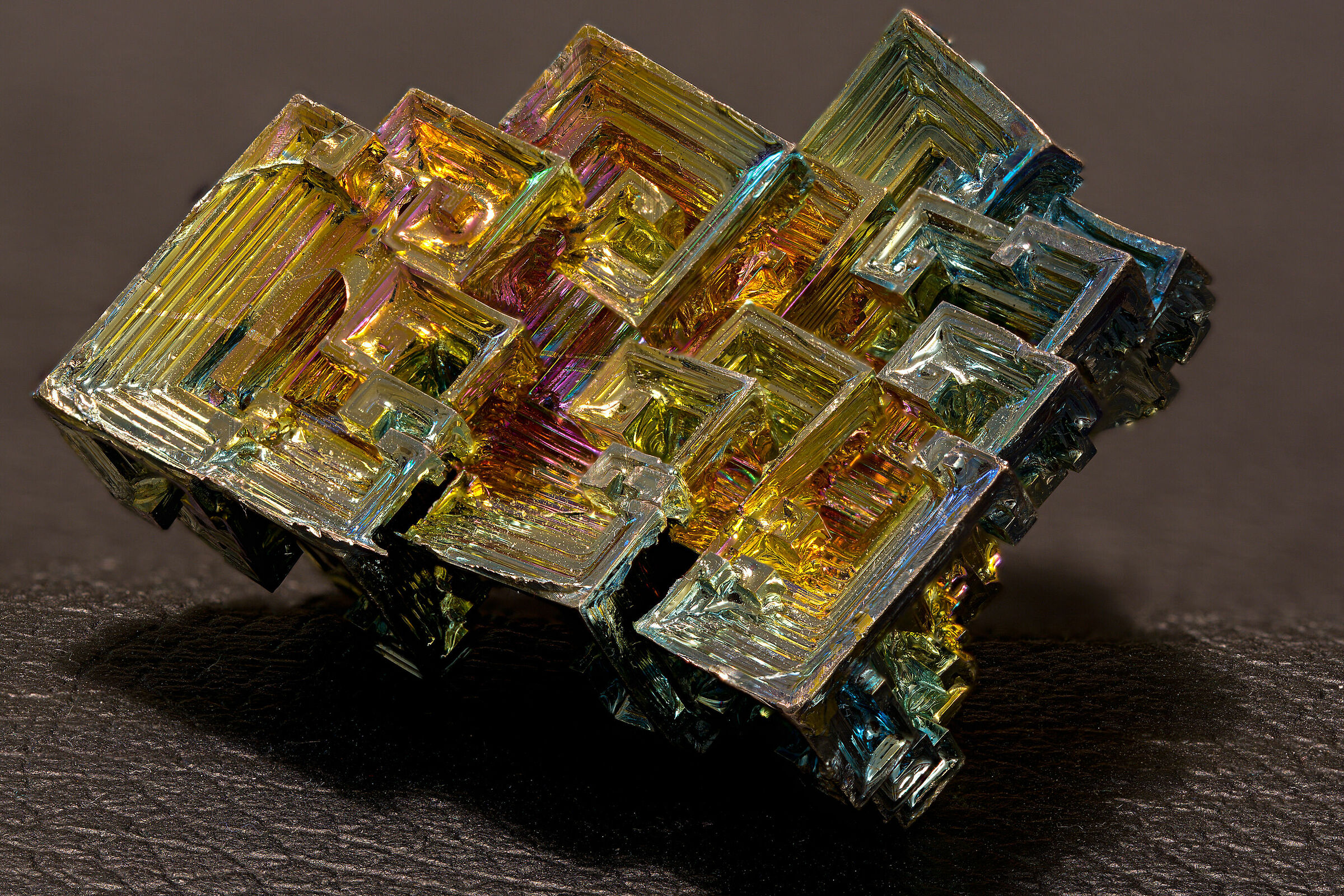 Crystal Bismuth...
