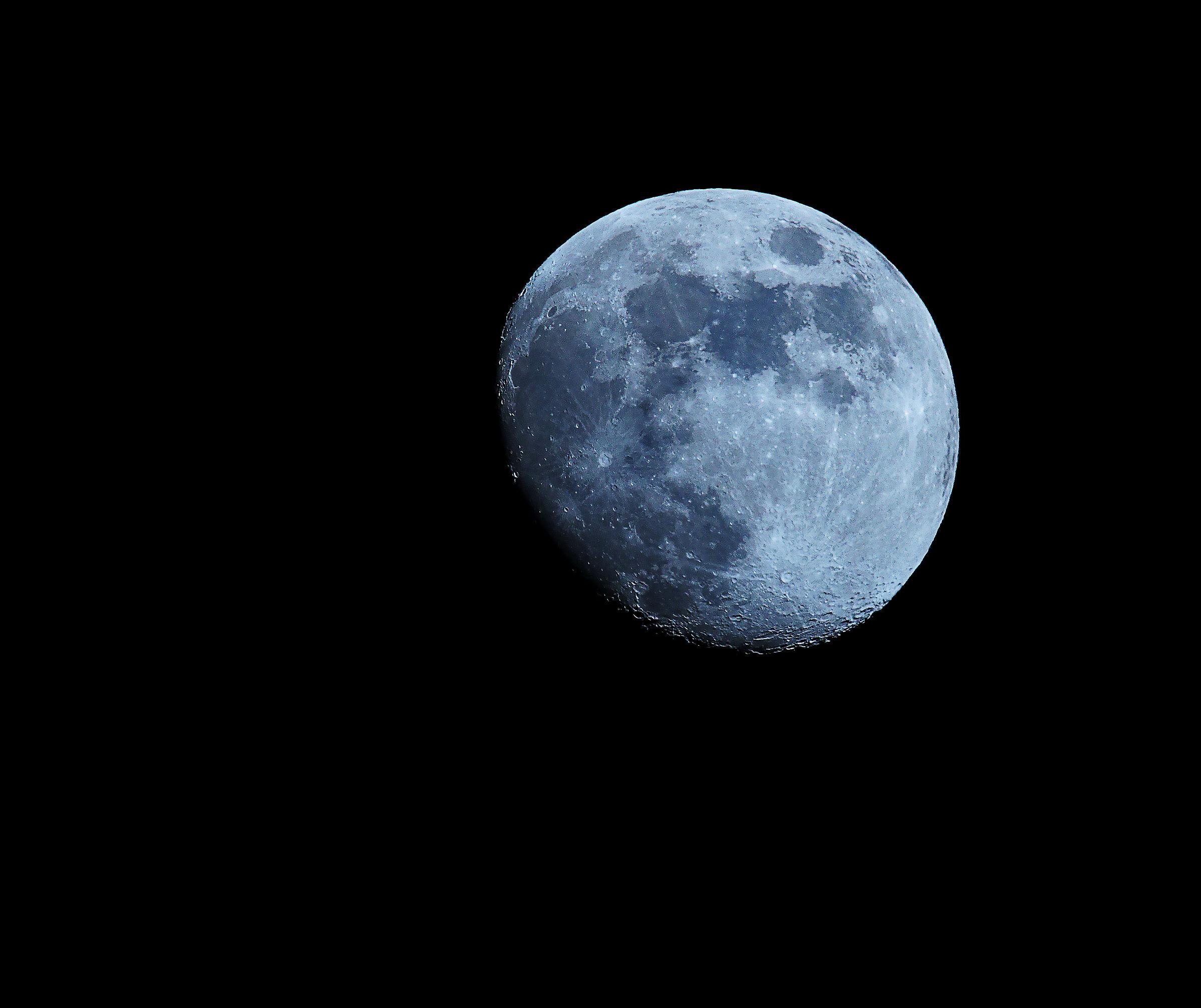 Moon February 2020...