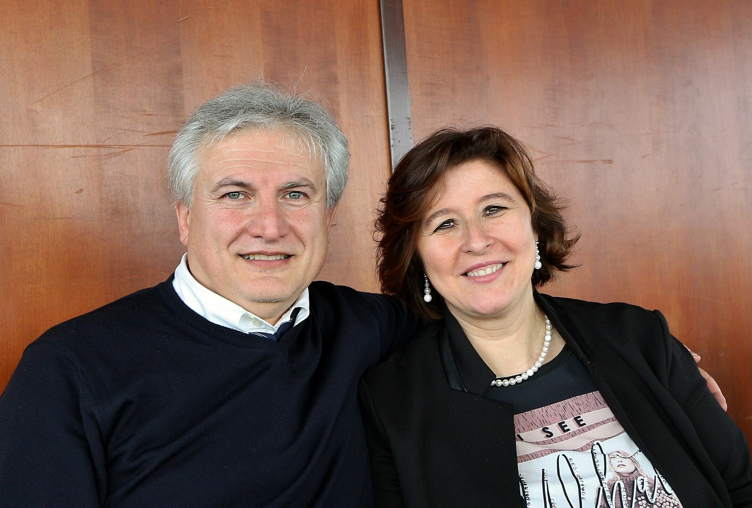 Today it is 30 (years of marriage)...