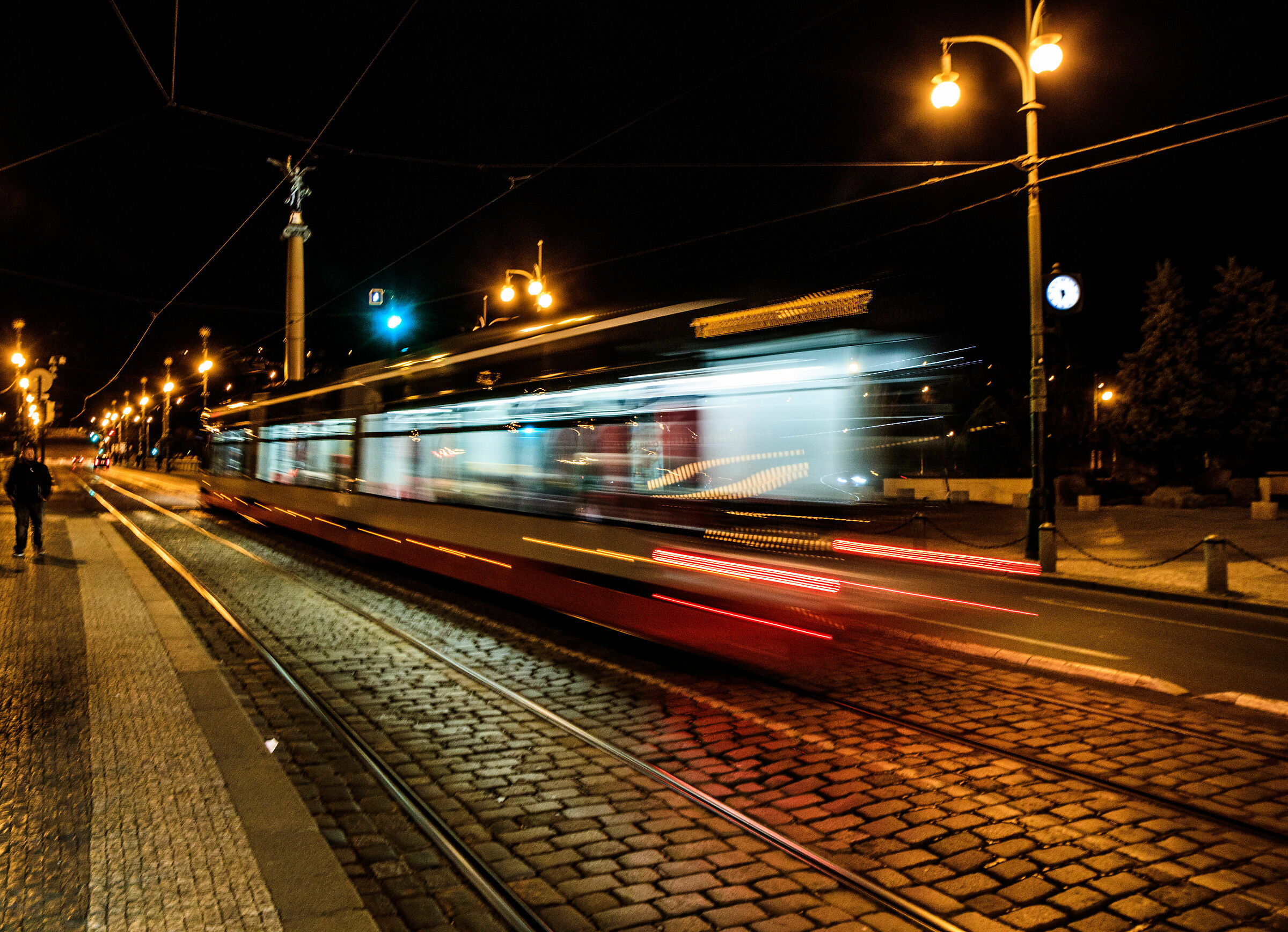 Night Tram...