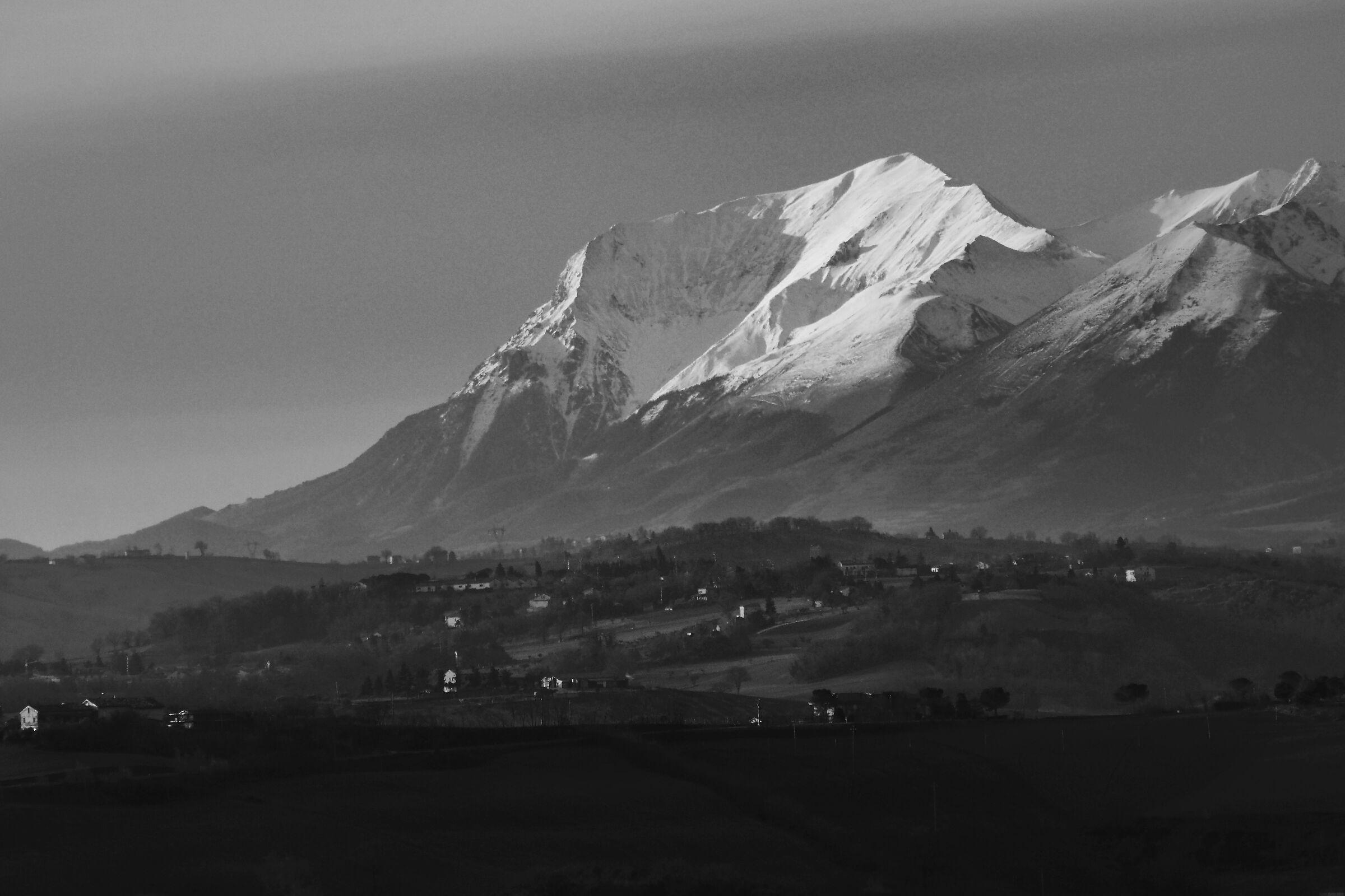 Mount Carrier...