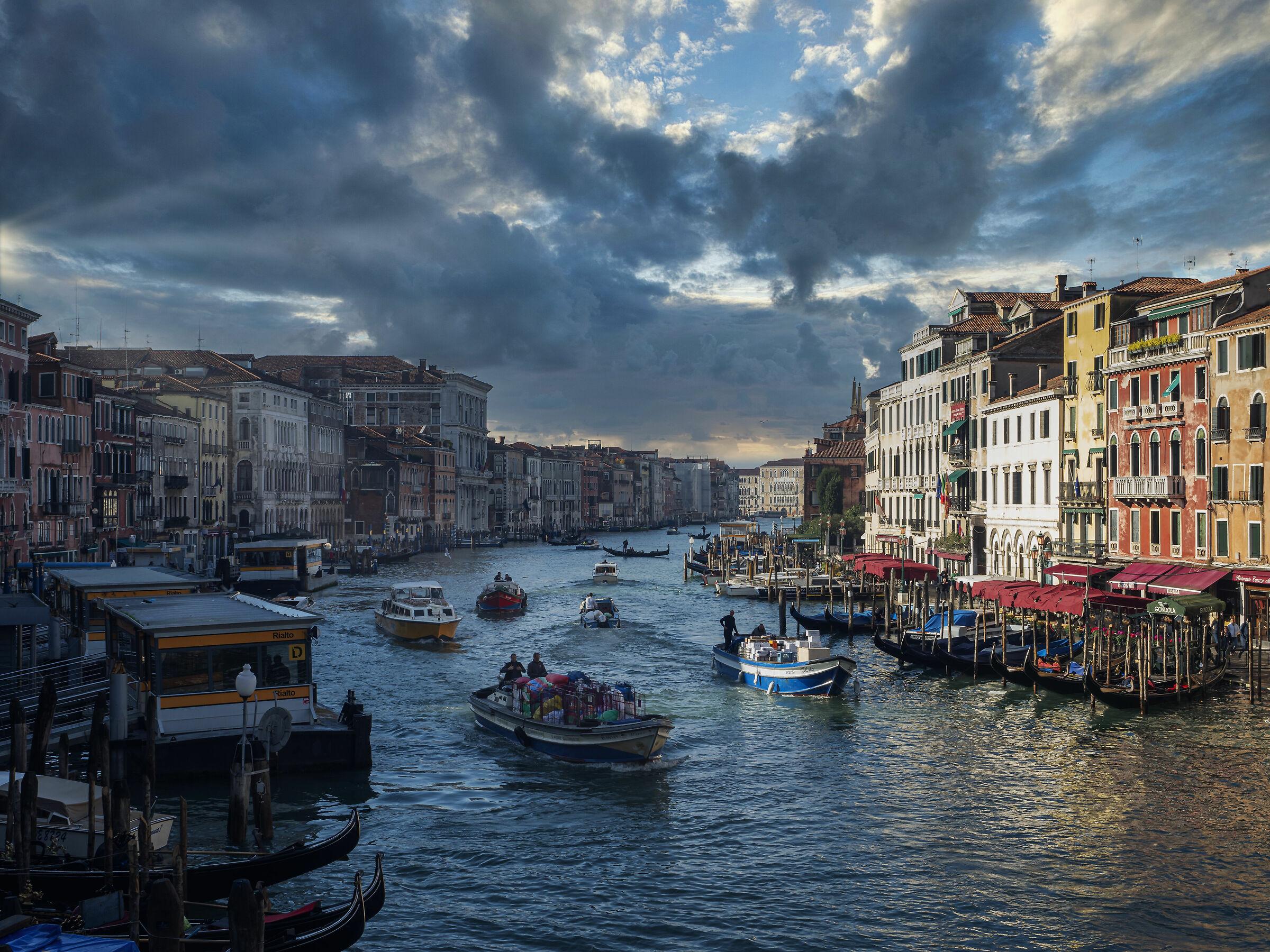 Grand #quandosipotevauscire Canal...