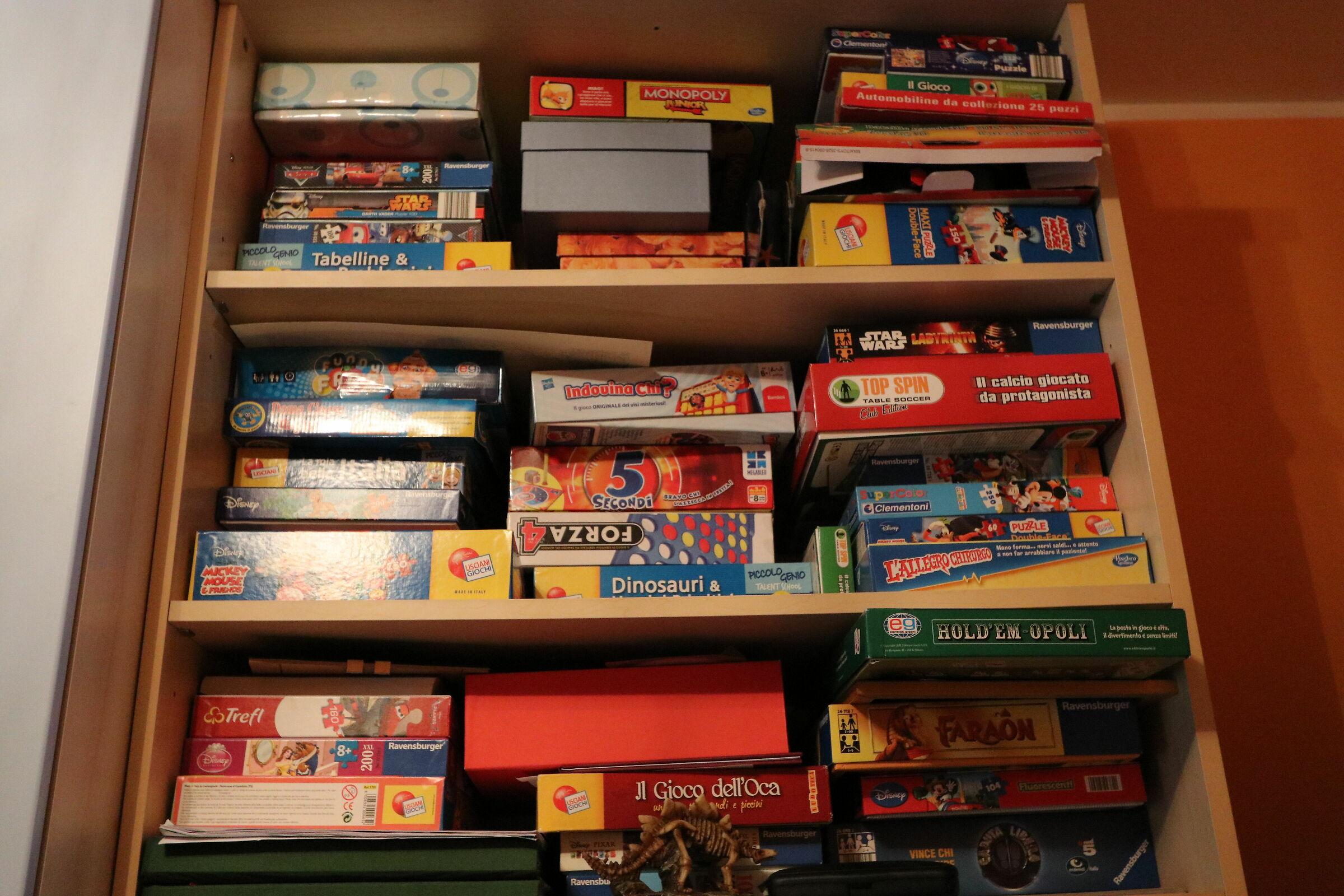 Forgotten games...