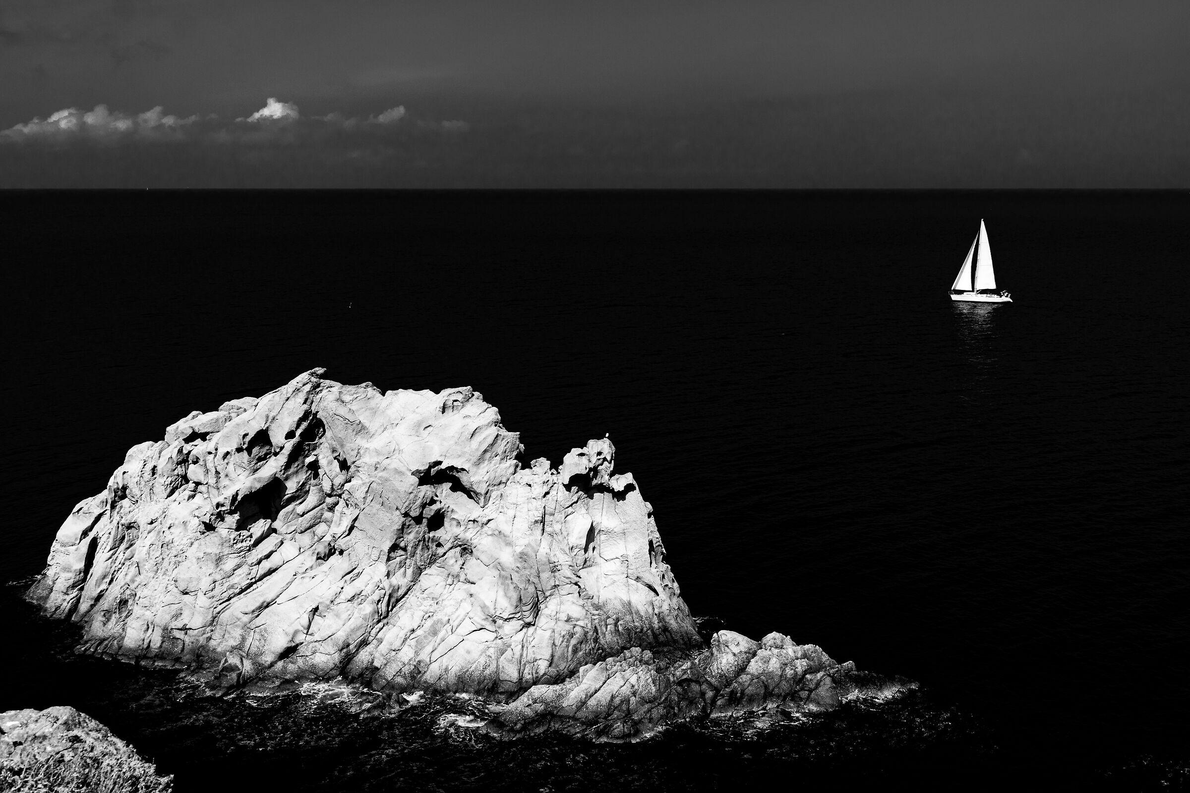 Nel mare della tranquillità...