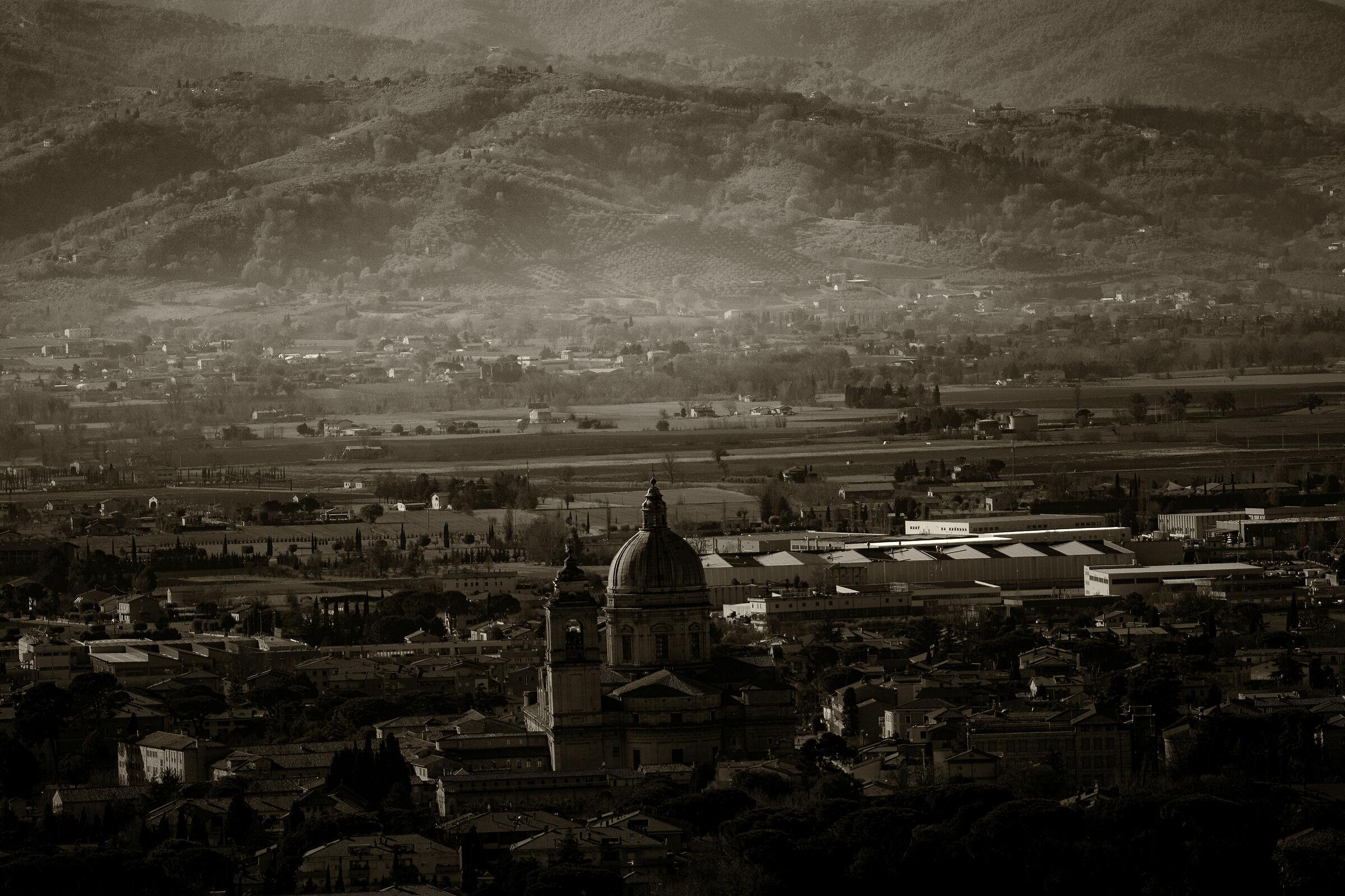S.Maria degli angeli Assisi bn...