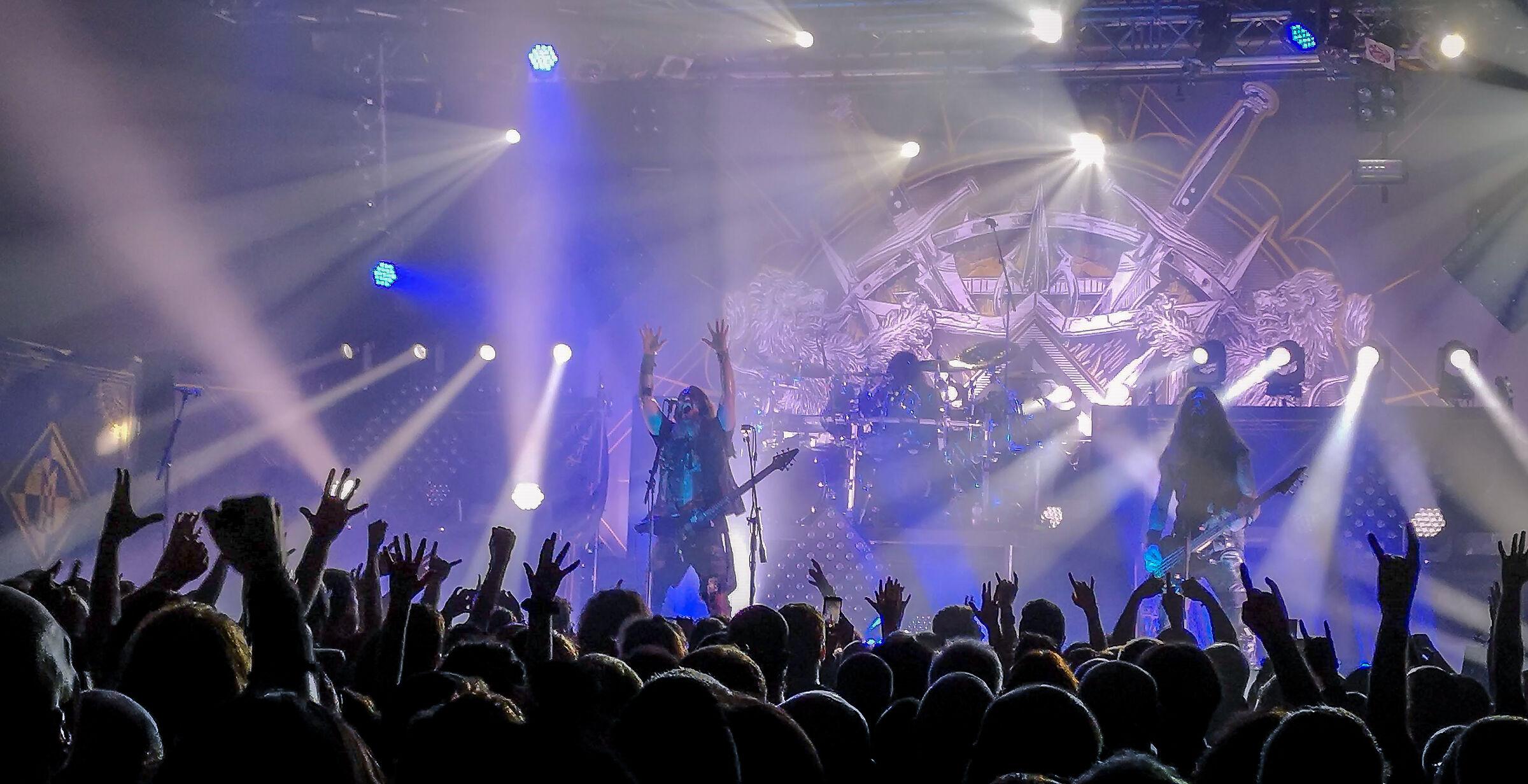 Machine Head, New Bank...