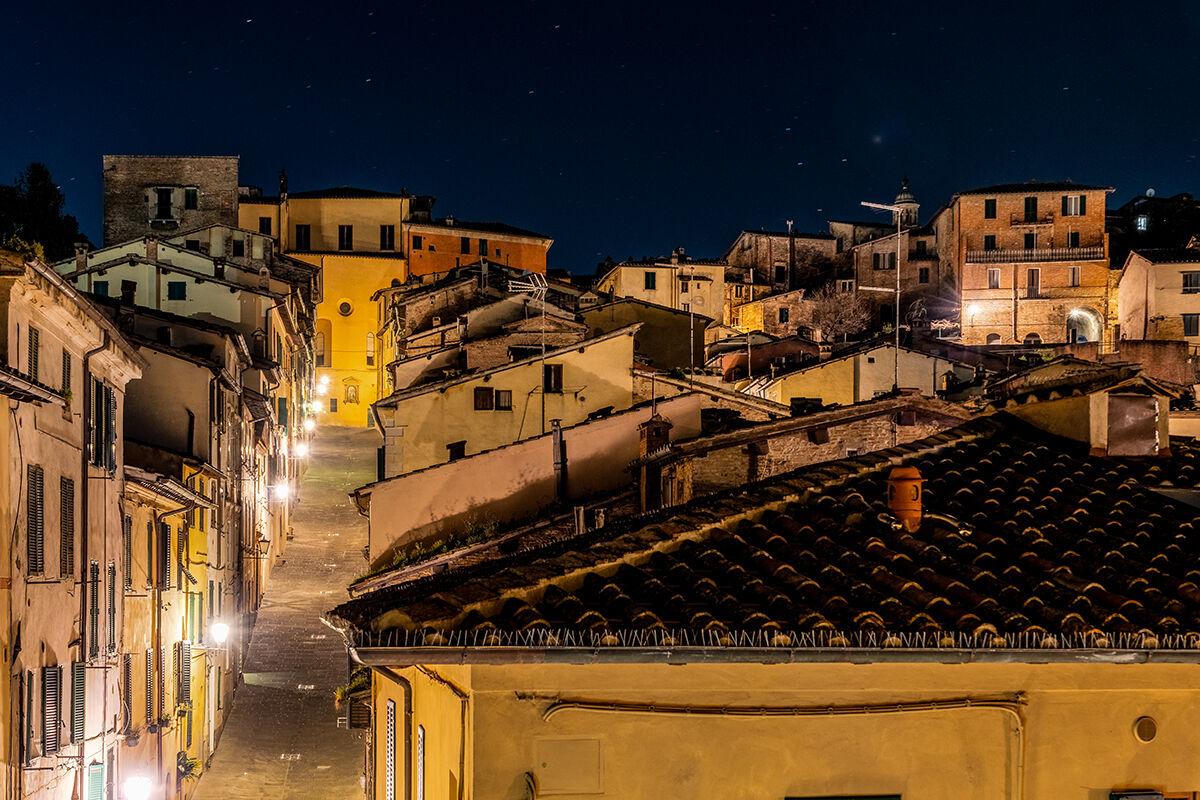 My Siena from my window....