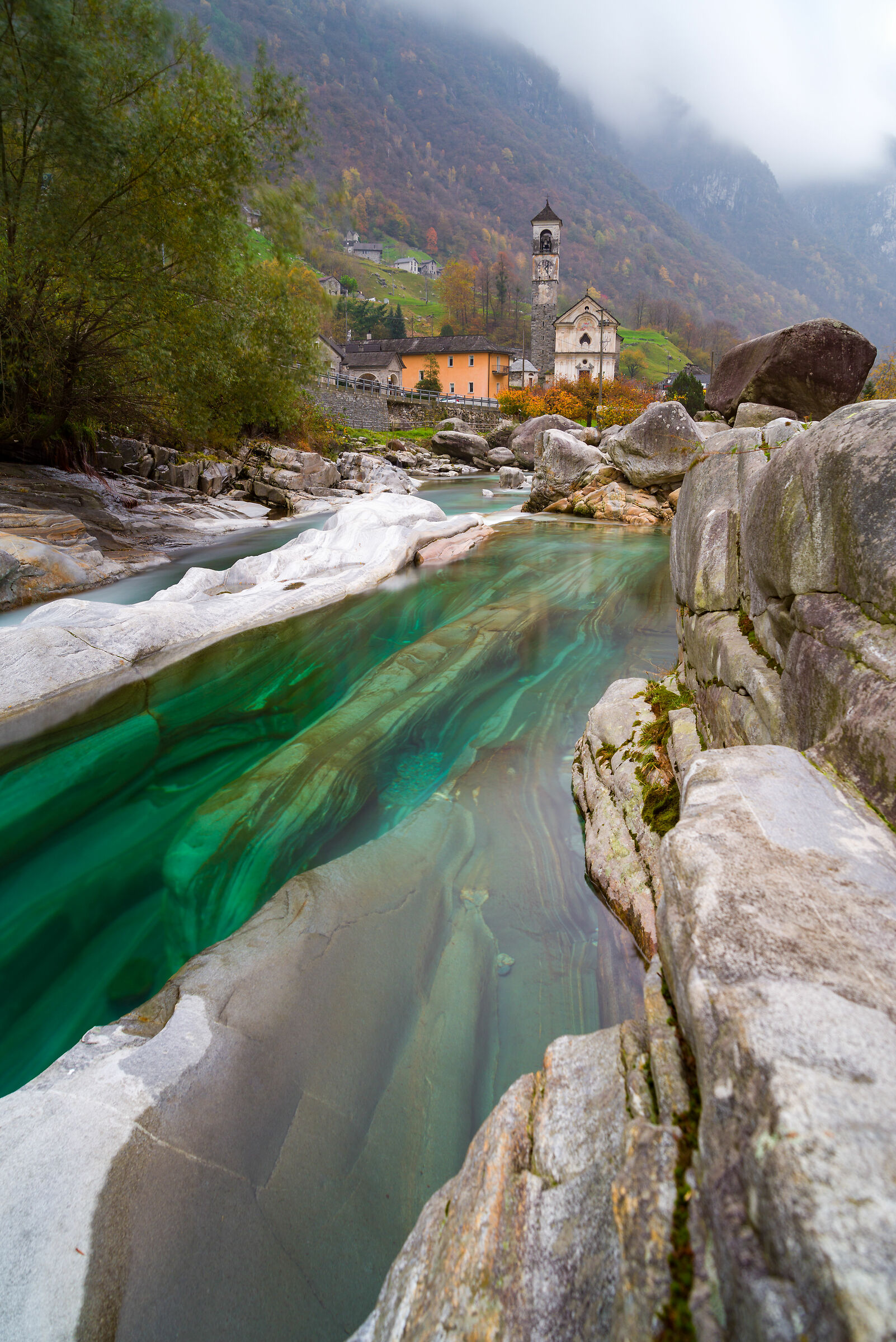 Verzasca Valley ...