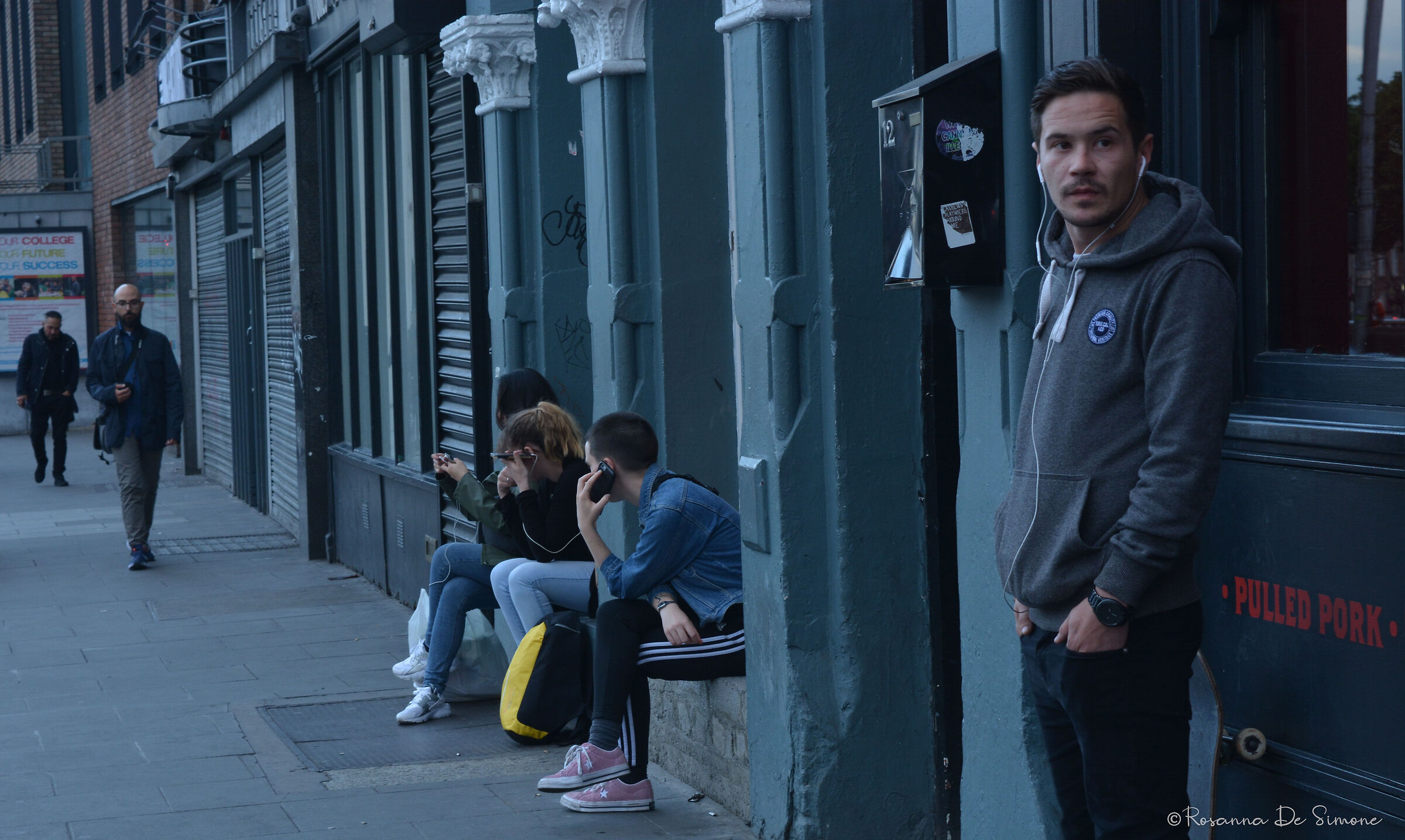 Camminando a Dublino...