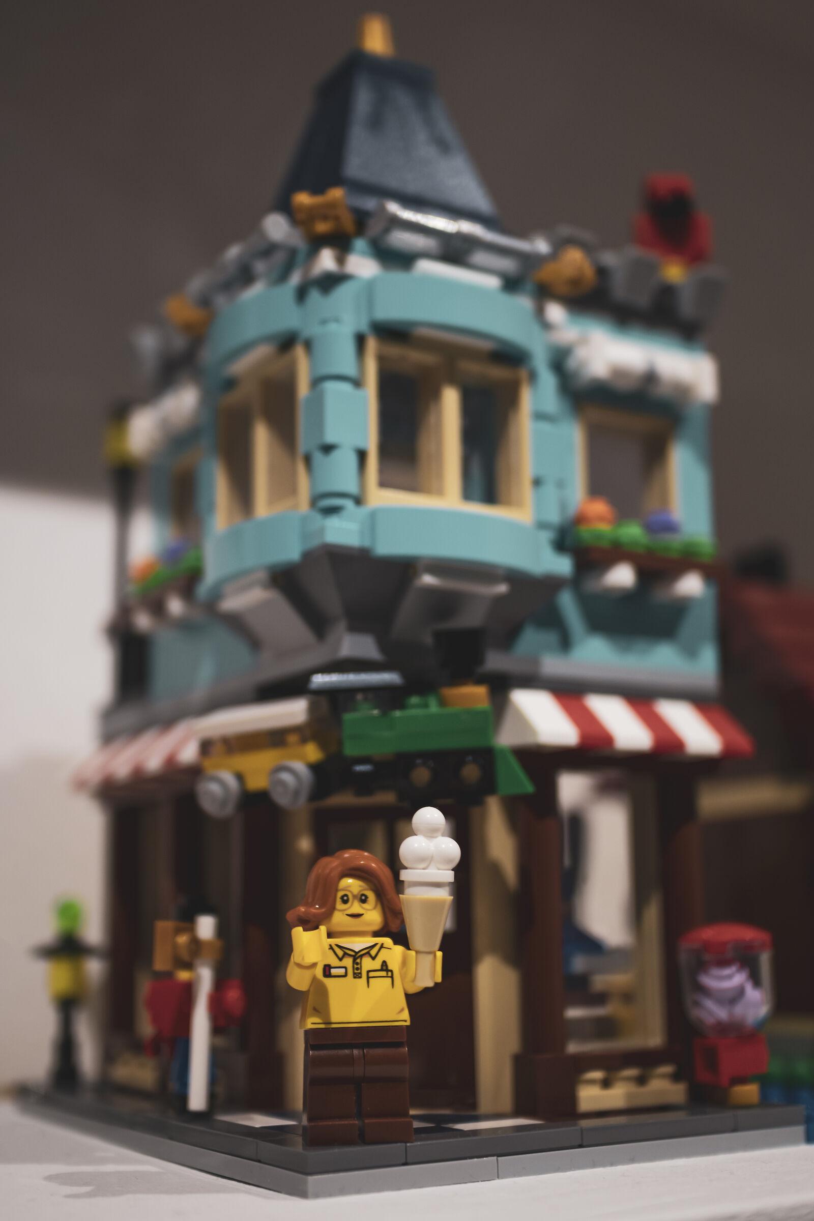 Gelato Legoland...