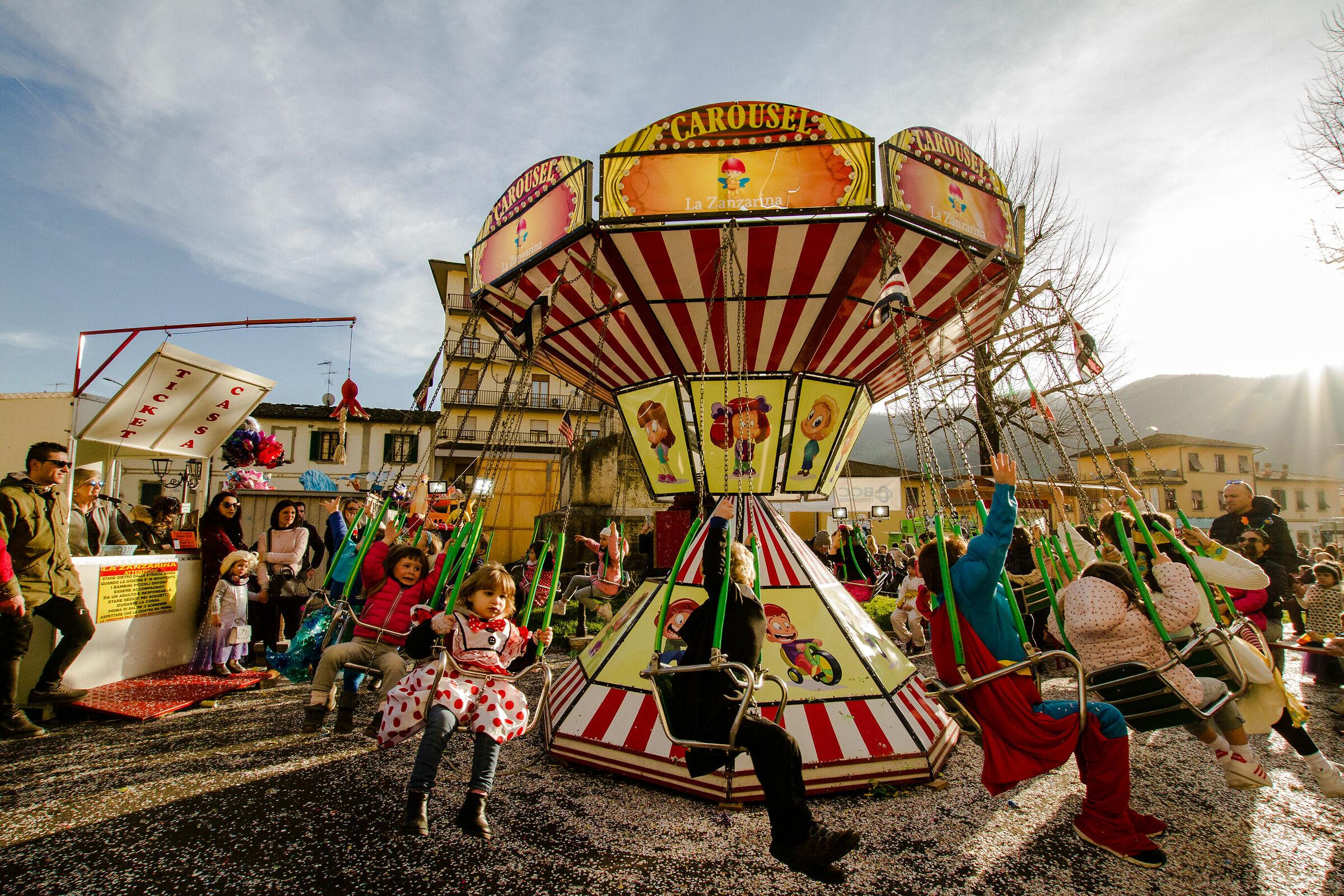 Last of Carnival...