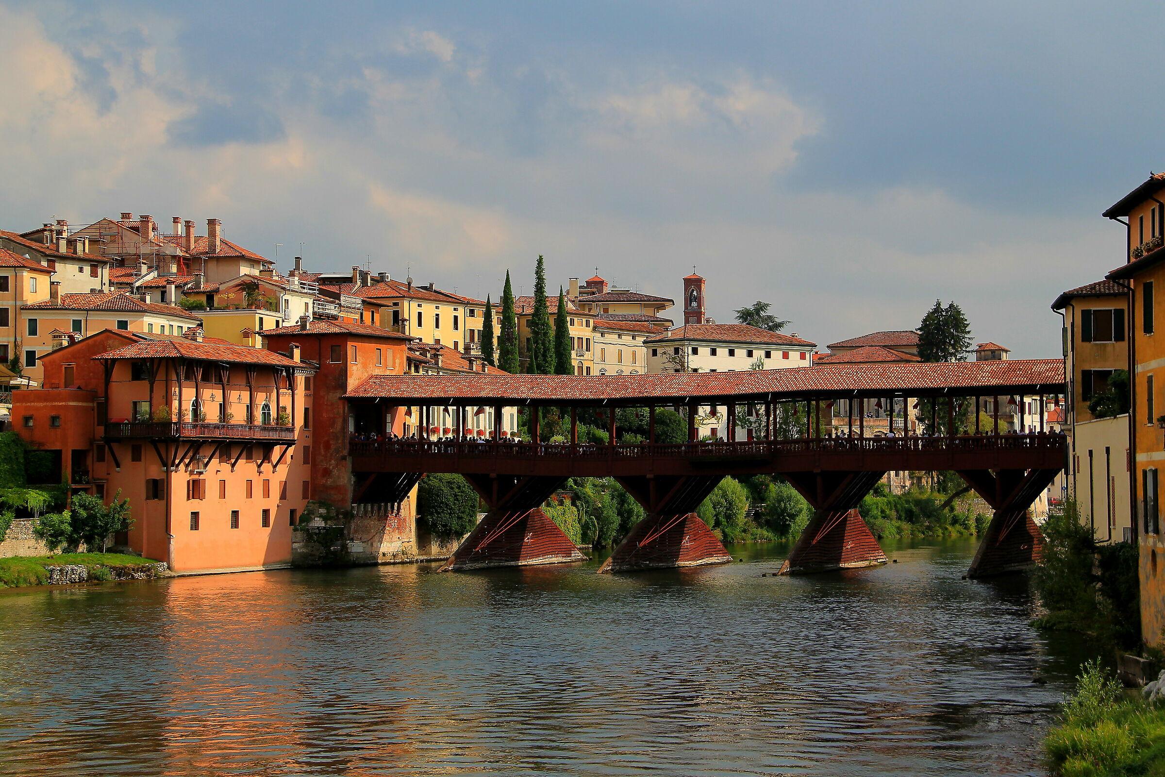 Il ponte di Bassano...