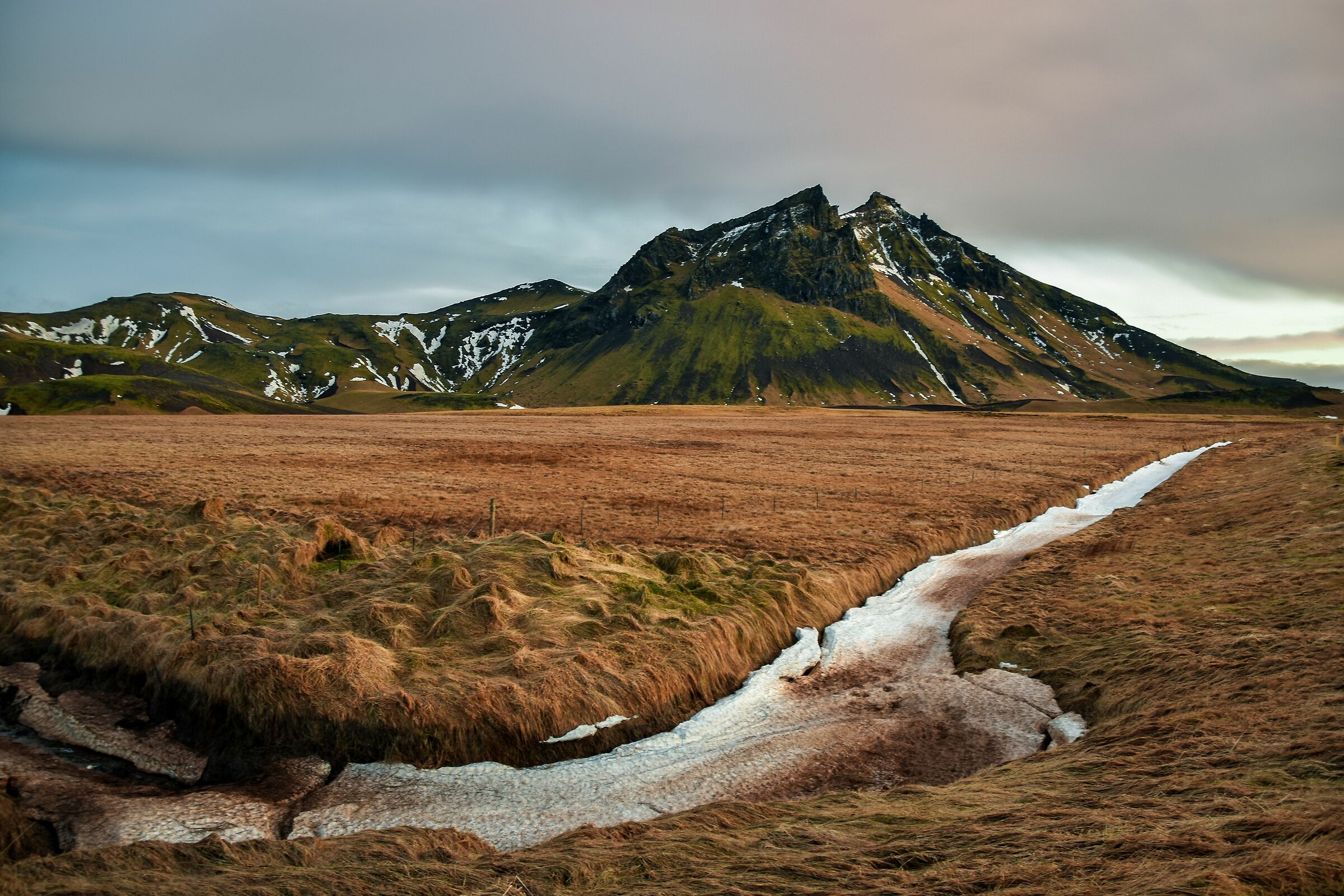 Lost in Iceland...