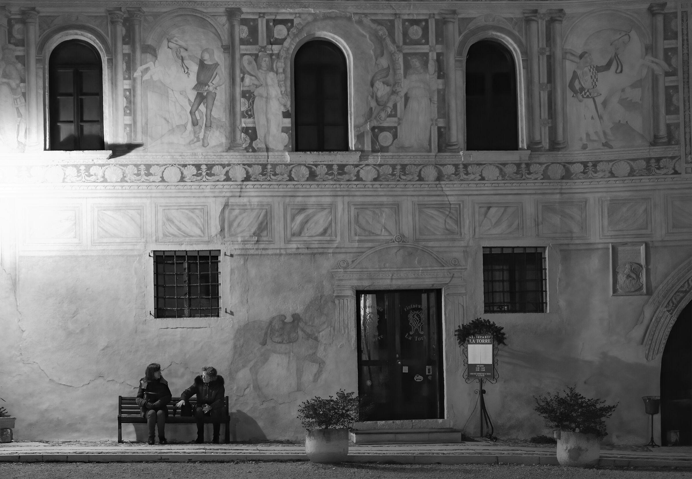 Al Castello...