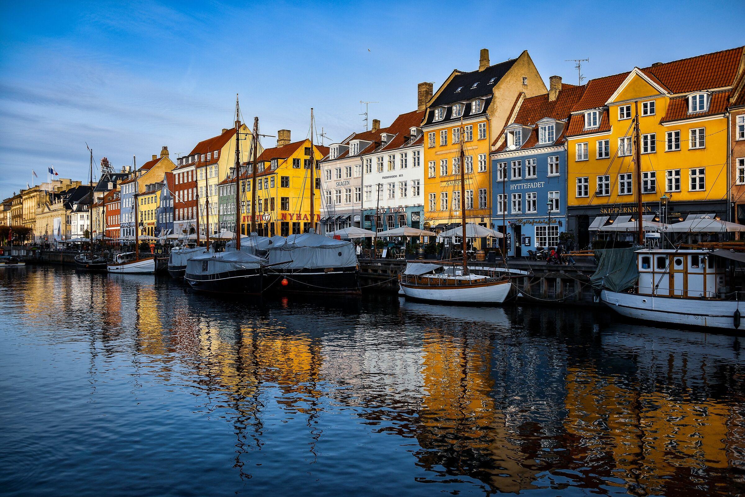 Copenaghen...