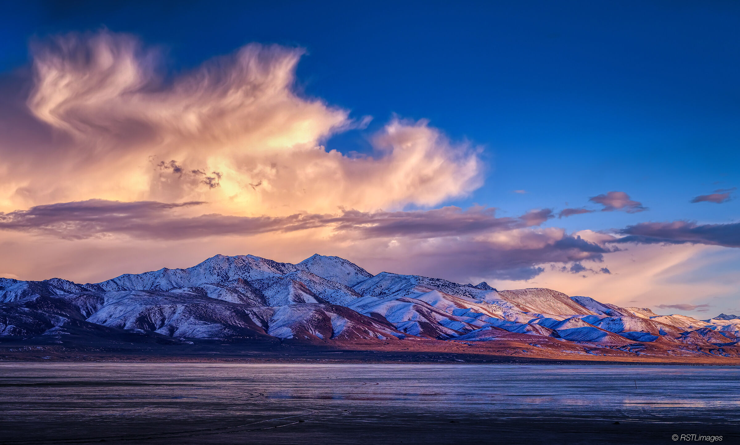 Remote Nevada...