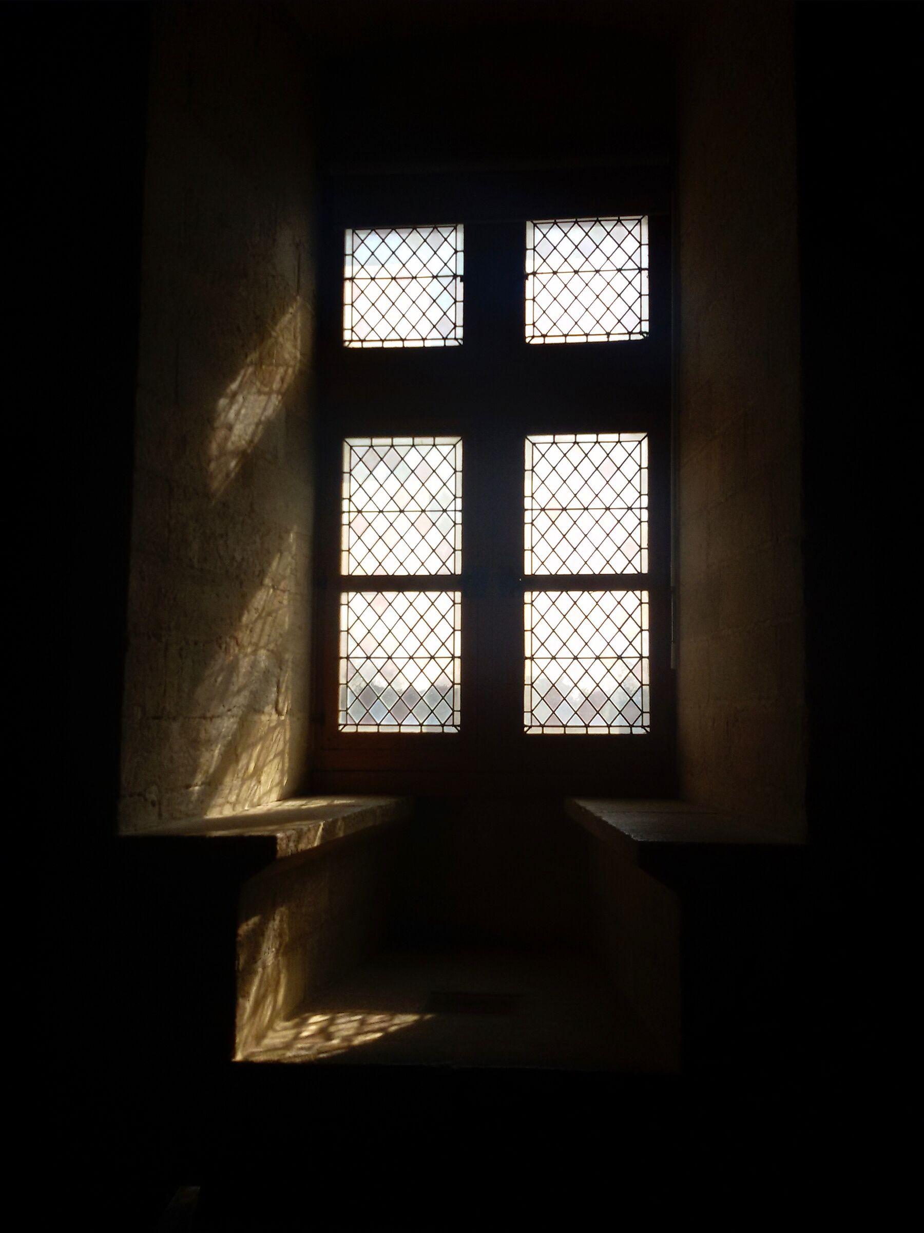 La finestra di Avignone...